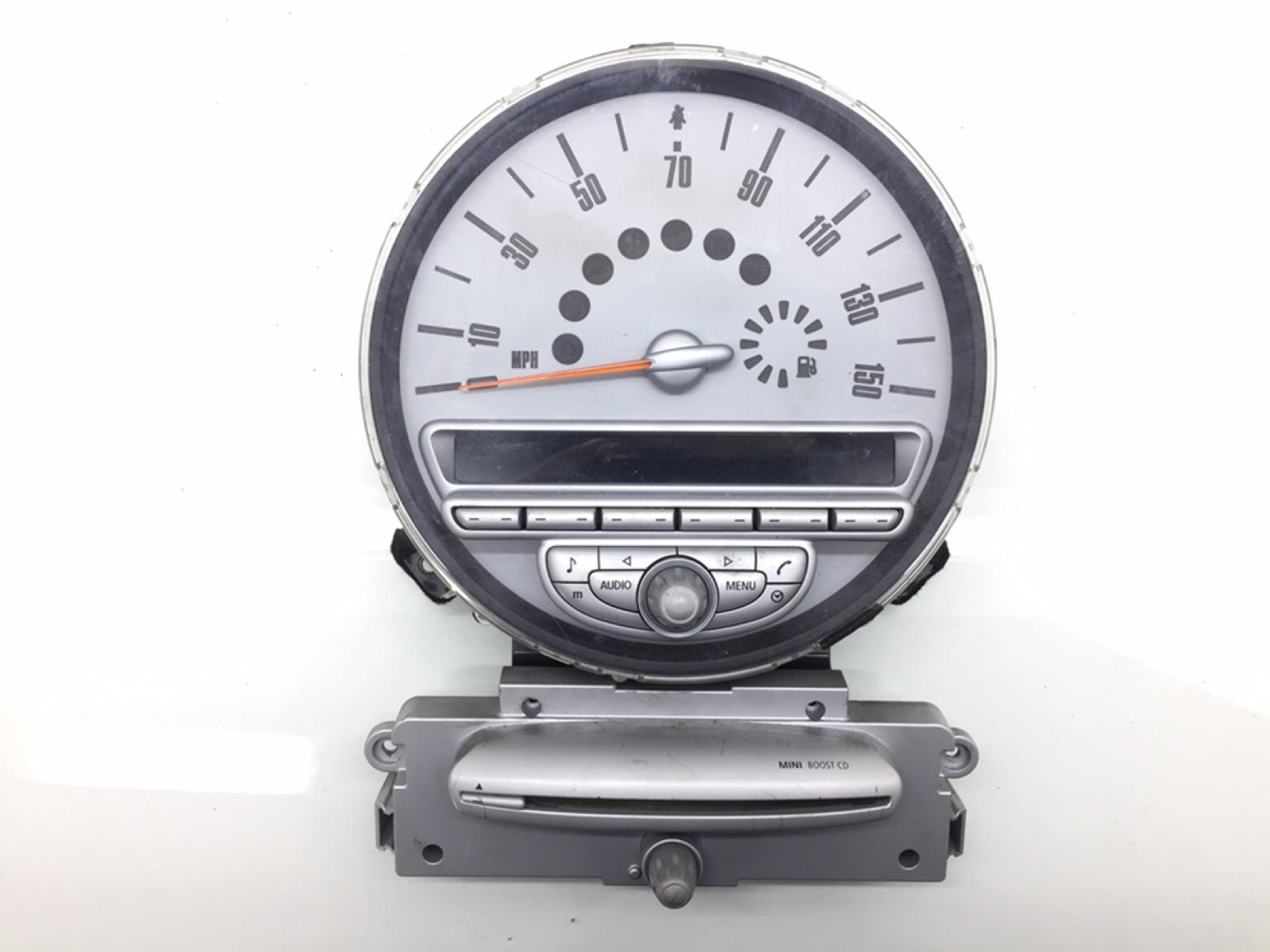 Щиток приборов (приборная панель) Mini Cooper R56 1.4 I 2007 (б/у)