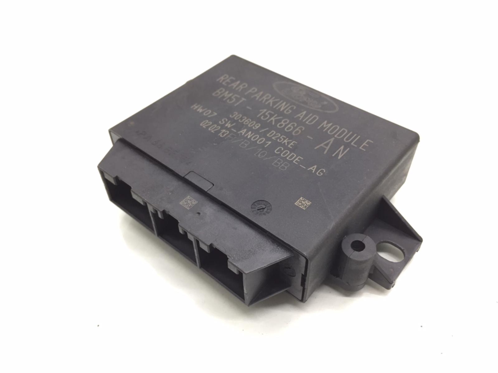 Блок управления парктрониками Ford Focus 3 1.0 I 2013 (б/у)