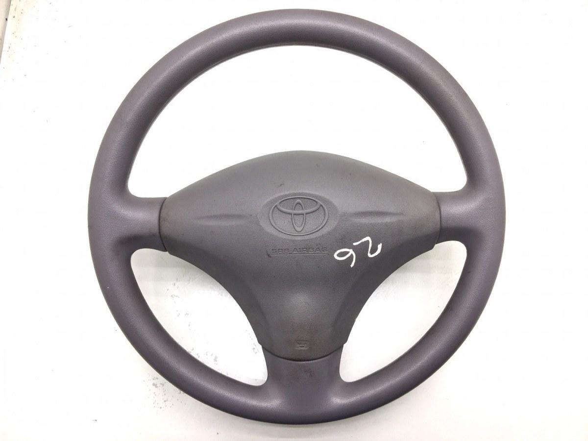 Руль Toyota Yaris P1 1.3 I 2002 (б/у)