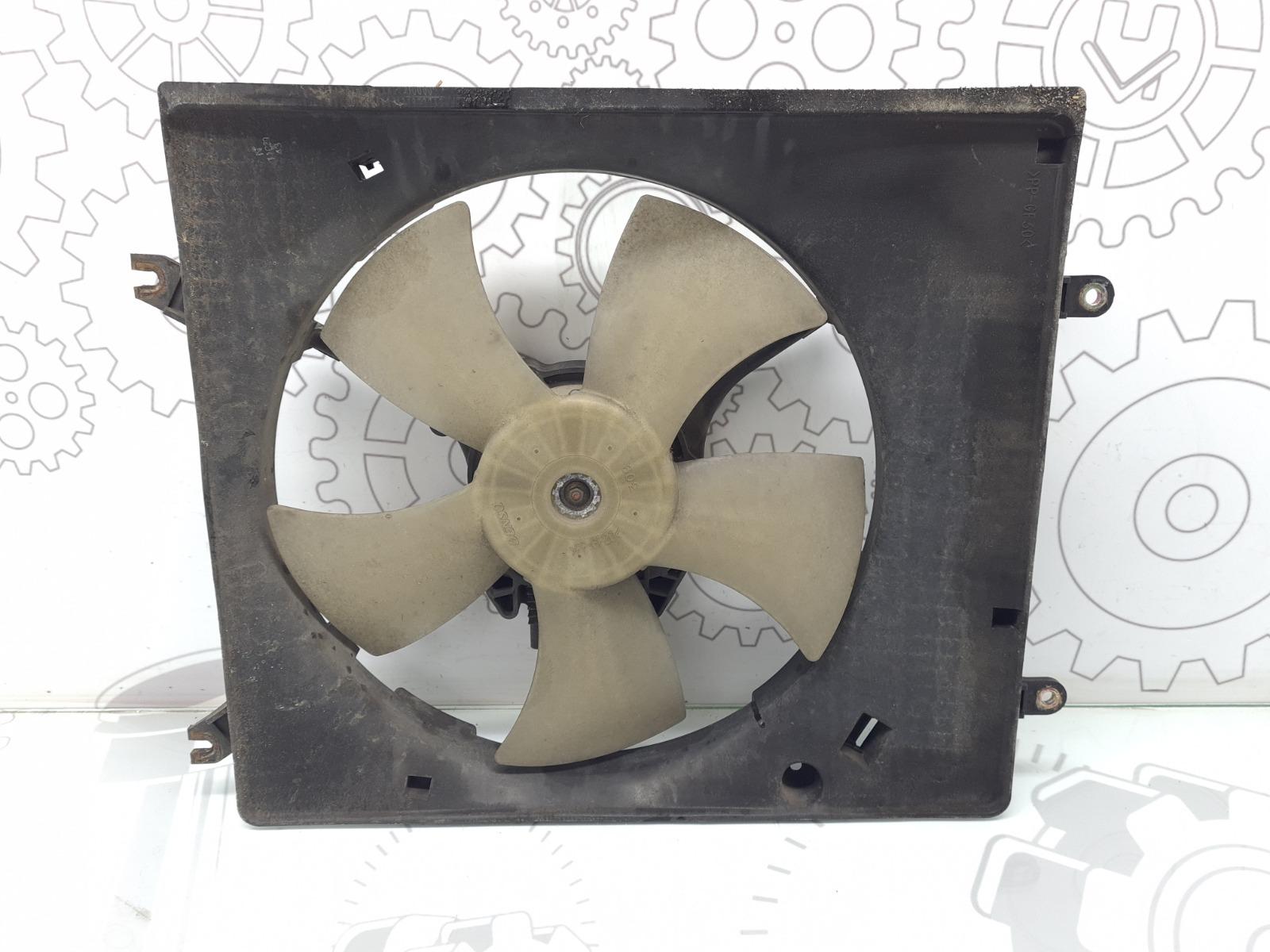 Вентилятор радиатора Mitsubishi Space Wagon 3 2.4 I 2002 (б/у)