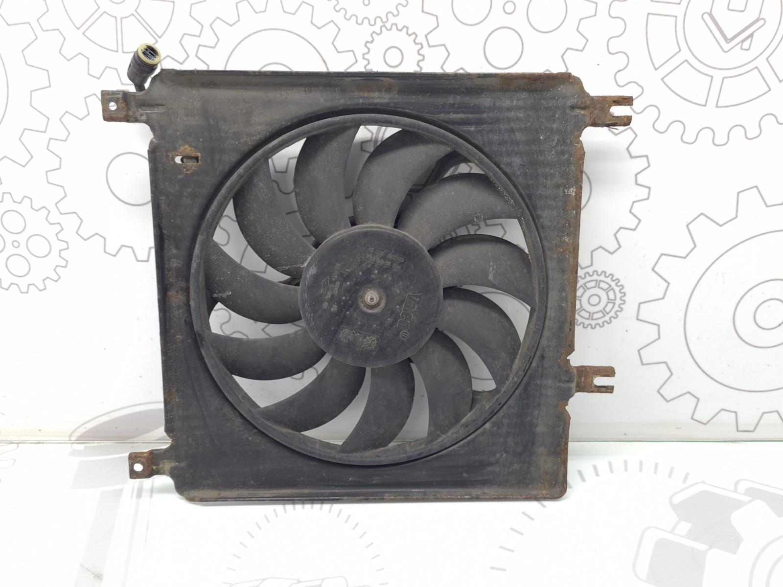 Вентилятор радиатора Suzuki Wagon R 1.3 I 2002 (б/у)