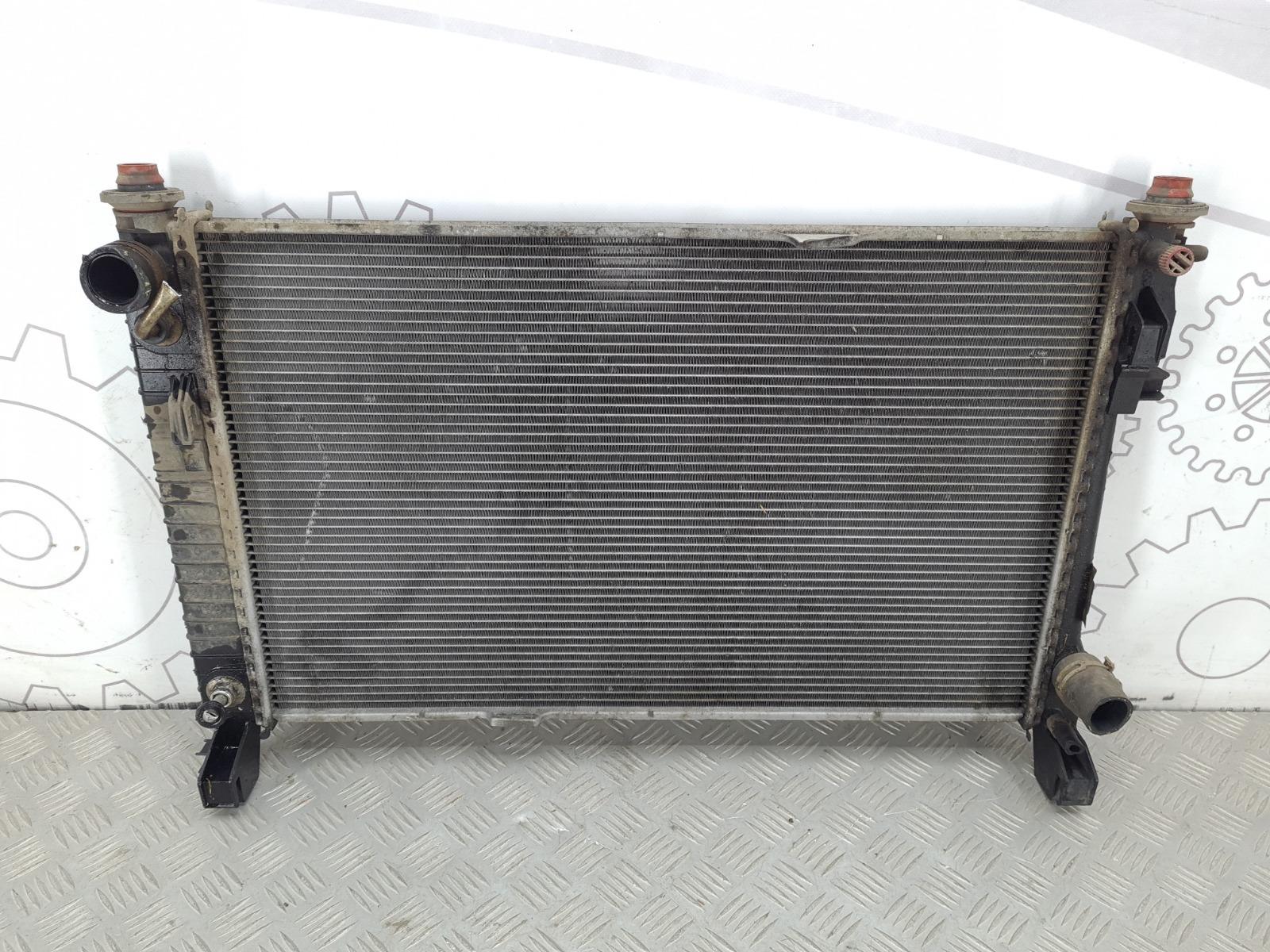 Радиатор (основной) Mercedes A W169 2.0 CDI 2006 (б/у)