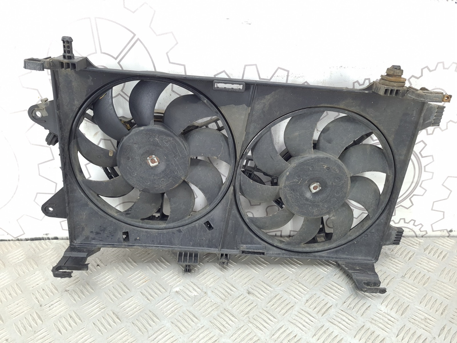 Вентилятор радиатора Fiat Punto 2 1.8 I 2004 (б/у)