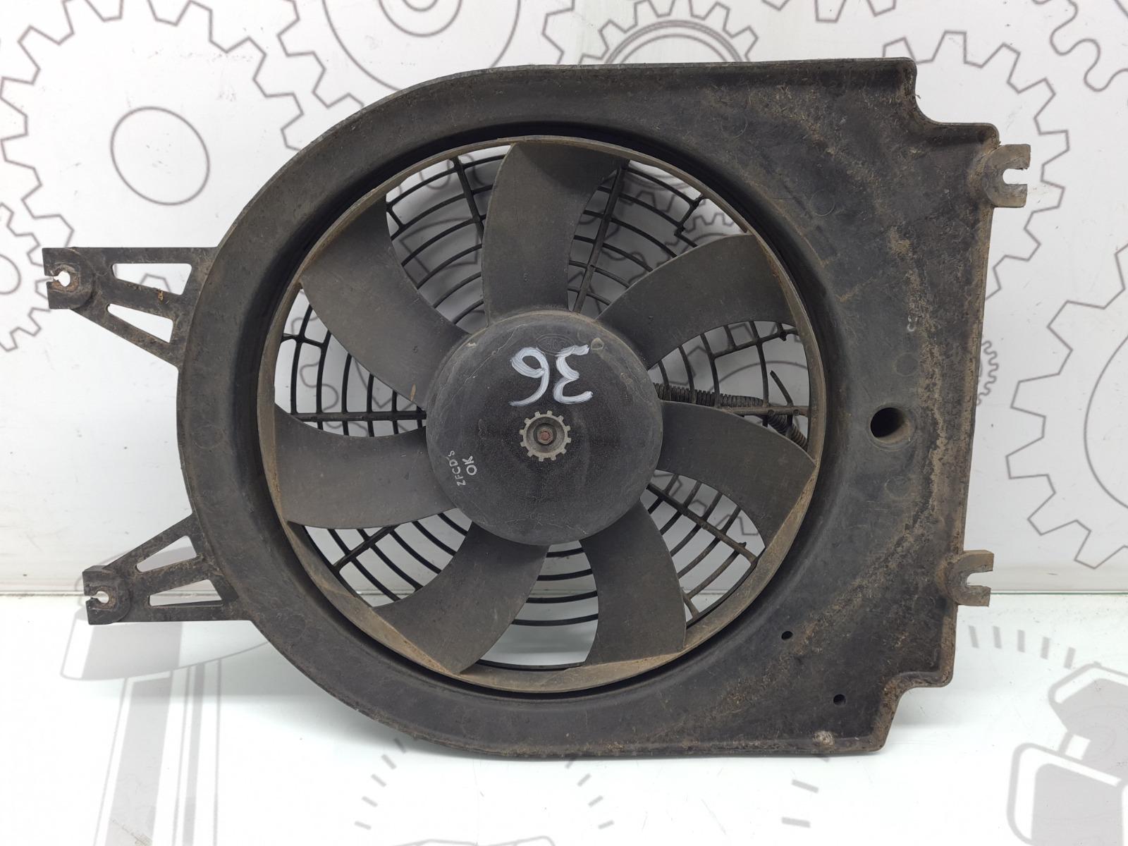 Вентилятор радиатора Kia Sorento 2.5 CRDI 2004 (б/у)