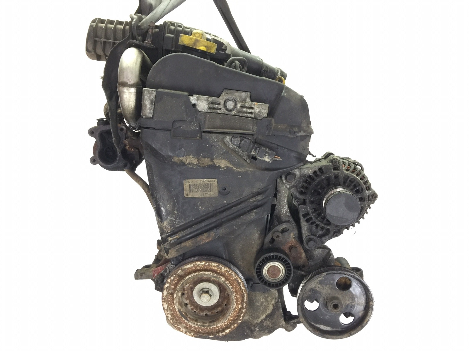 Двигатель Renault Kangoo 1.5 DCI 2002 (б/у)