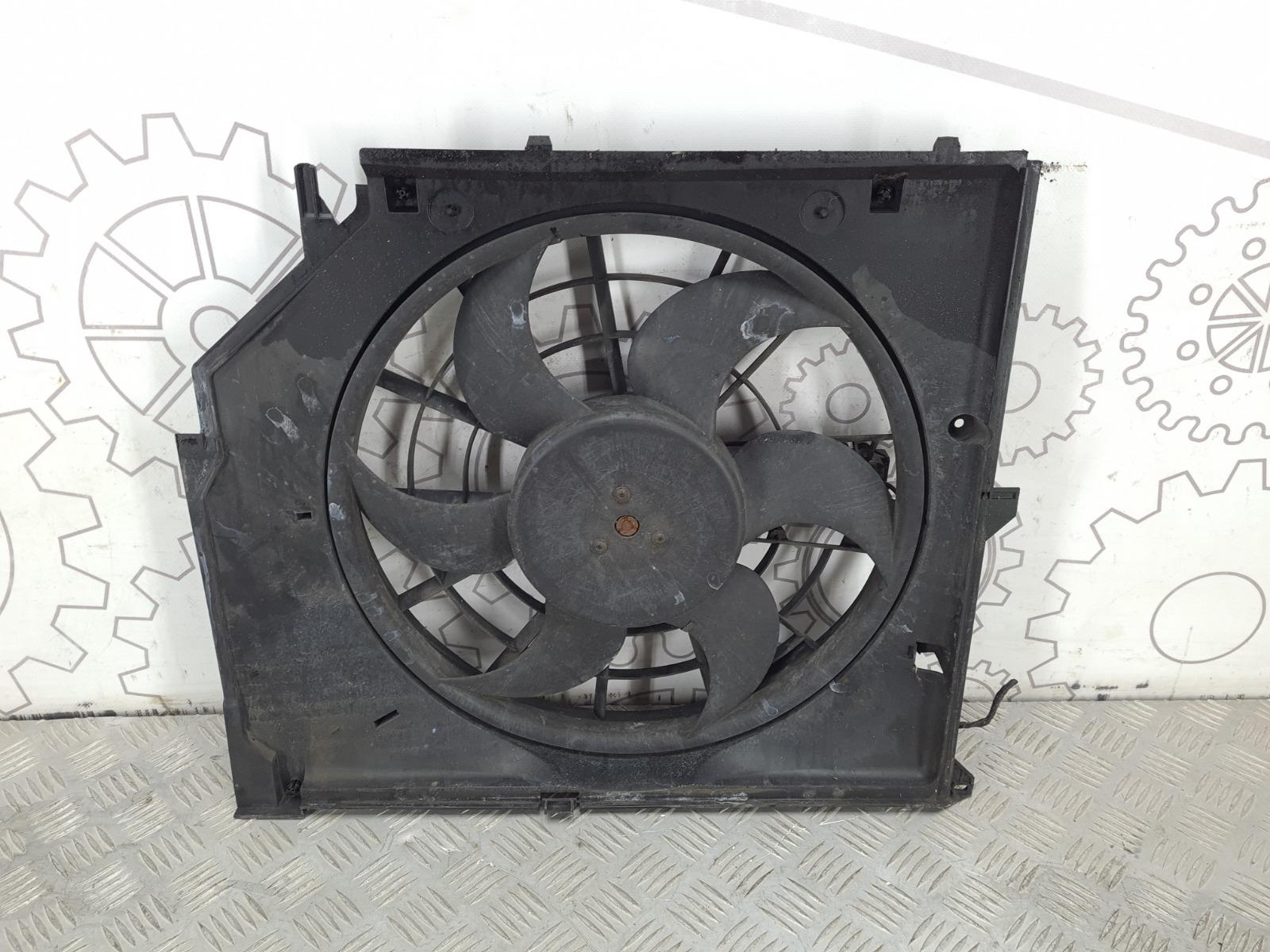 Вентилятор радиатора Bmw 3 E46 2.0 I 2003 (б/у)