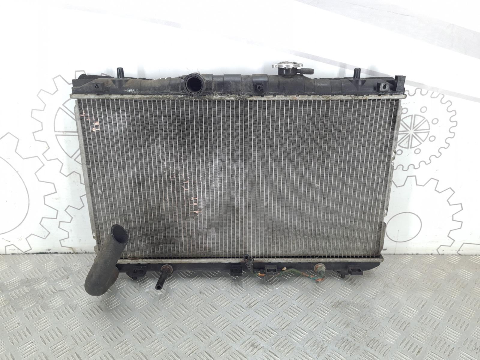 Радиатор (основной) Kia Cerato 1 1.6 I 2004 (б/у)
