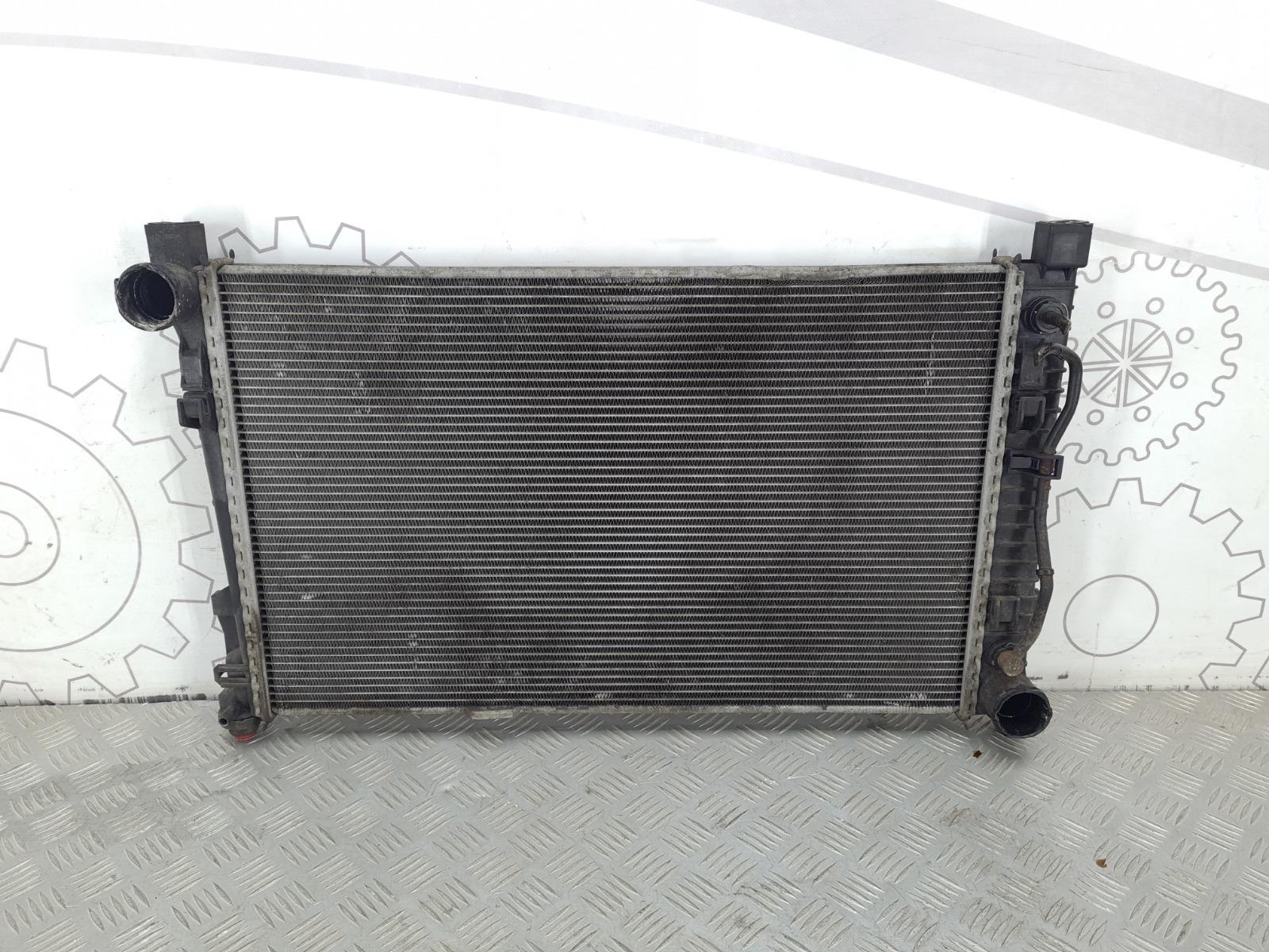 Радиатор (основной) Mercedes C W203 2.6 I 2001 (б/у)