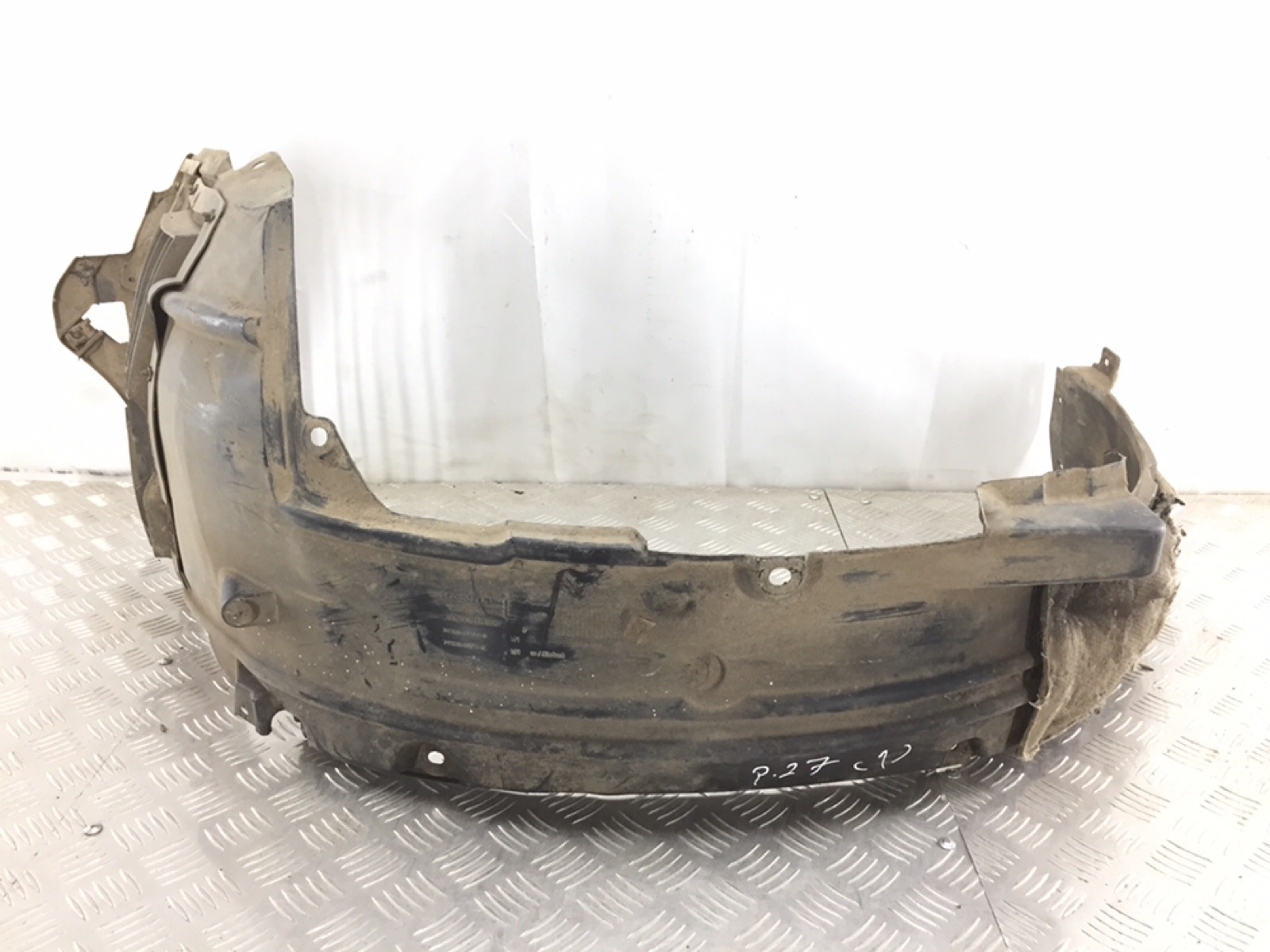 Защита арок передняя левая (подкрылок) Honda Cr-V 2.2 CTDI 2007 (б/у)
