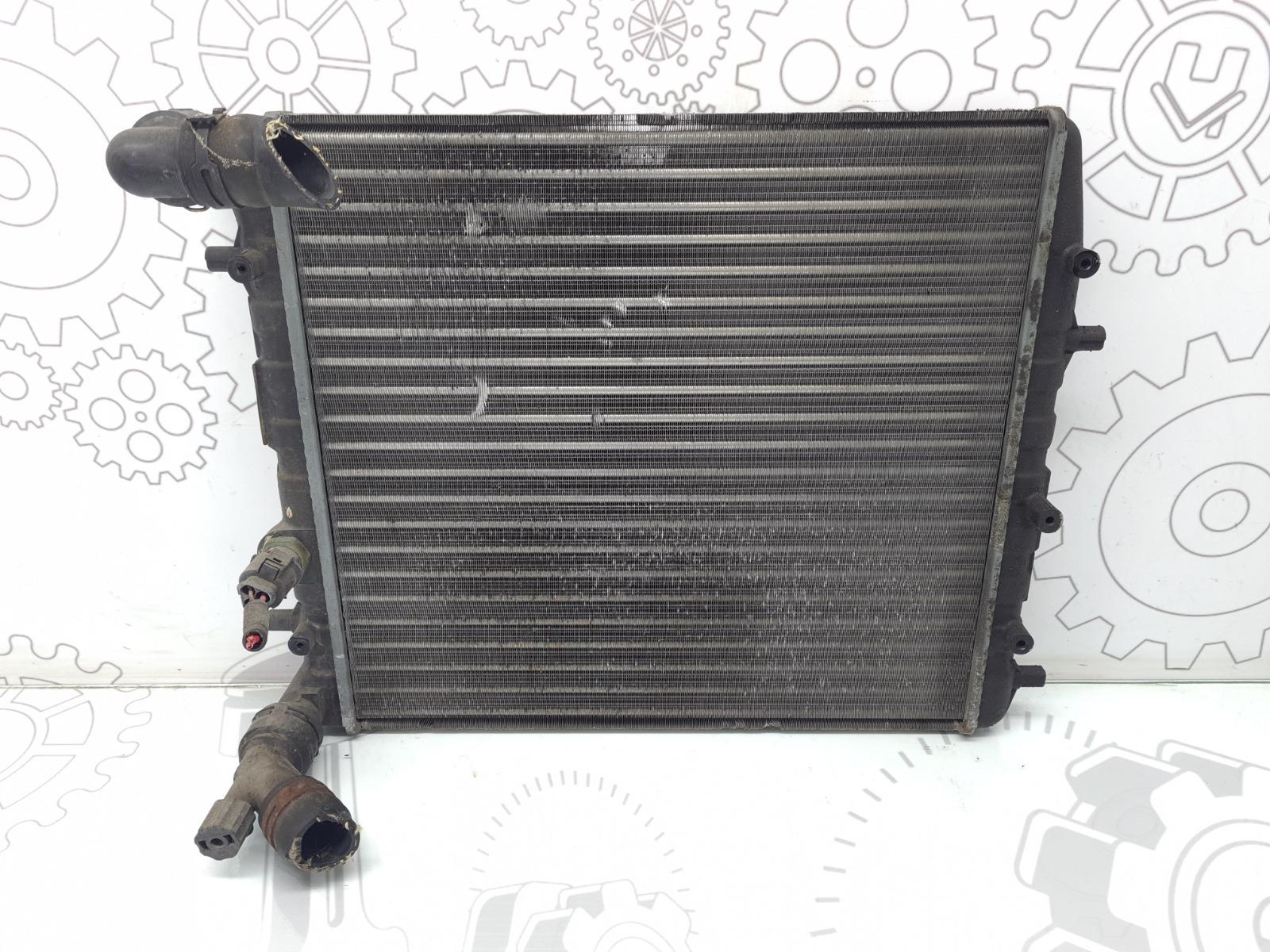 Радиатор (основной) Volkswagen Fox 1.2 I 2008 (б/у)