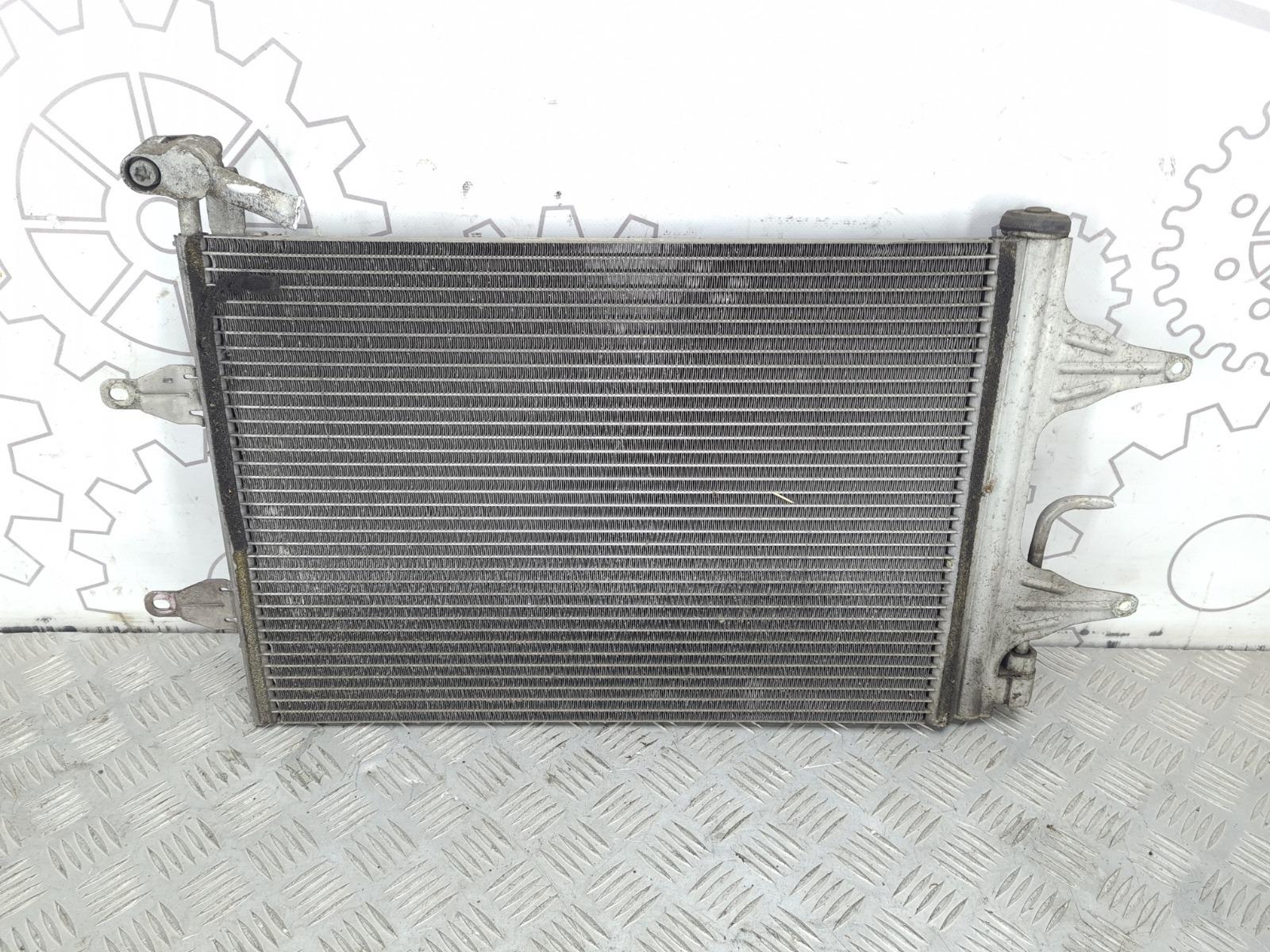 Радиатор кондиционера Skoda Fabia 1 1.2 I 2006 (б/у)