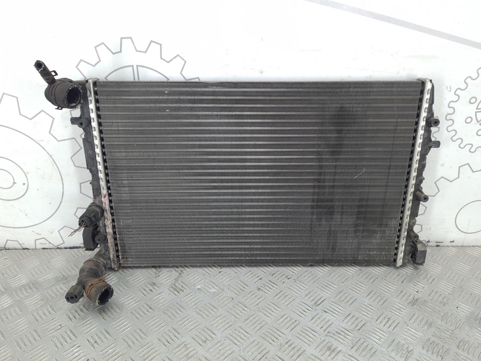 Радиатор (основной) Skoda Fabia 1 1.2 I 2006 (б/у)