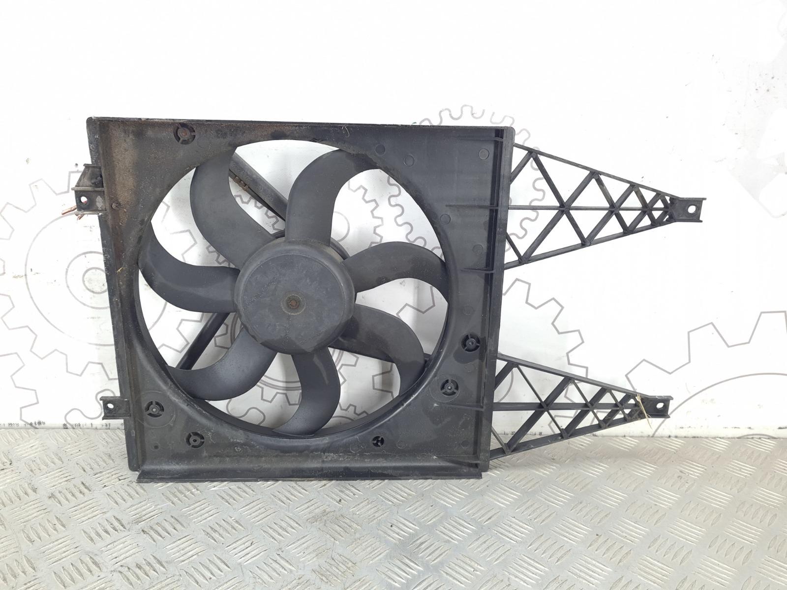 Вентилятор радиатора Skoda Fabia 1 1.2 I 2006 (б/у)