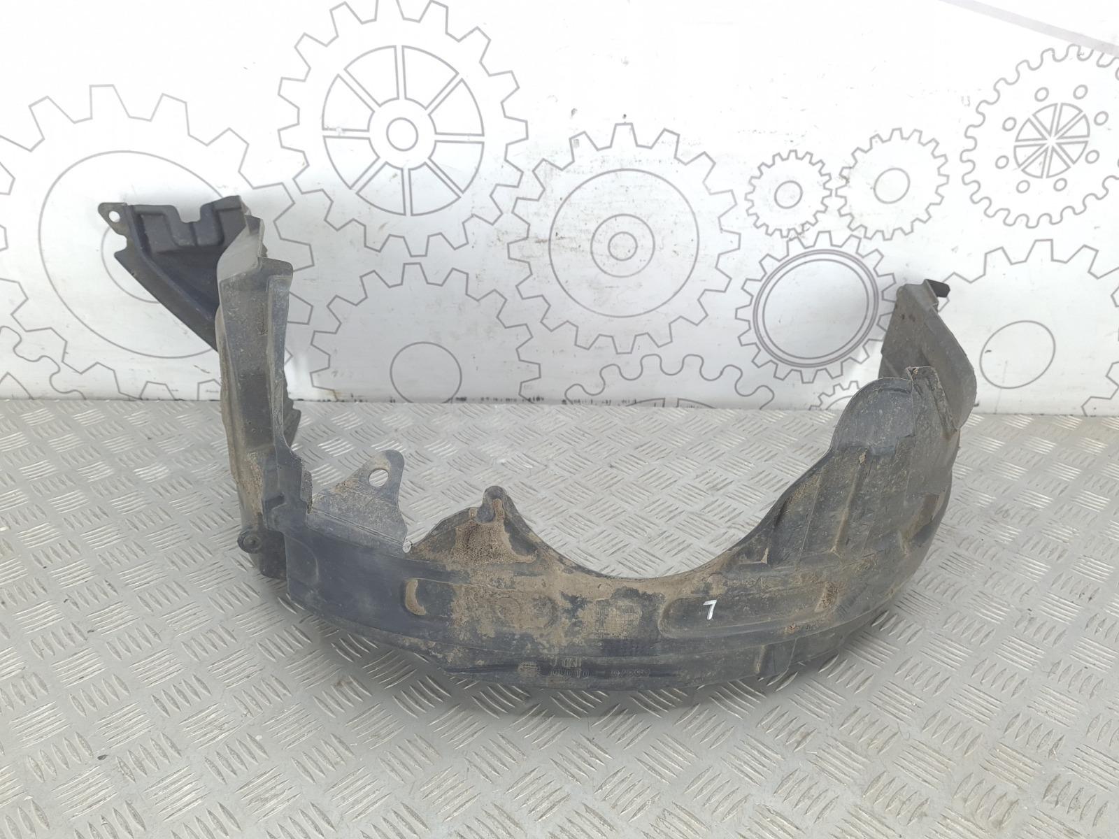 Защита арок передняя левая (подкрылок) Toyota Yaris P1 1.3 I 2002 (б/у)