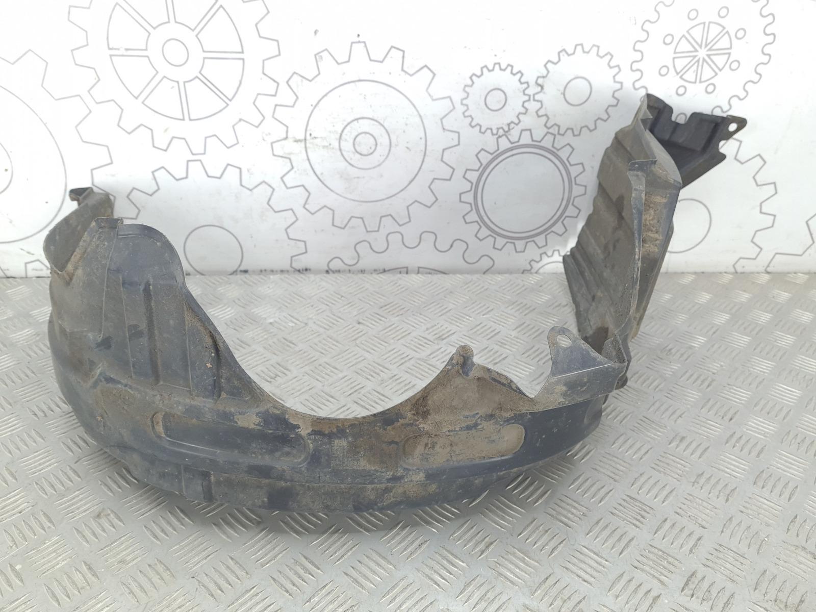 Защита арок передняя правая (подкрылок) Toyota Yaris P1 1.3 I 2002 (б/у)