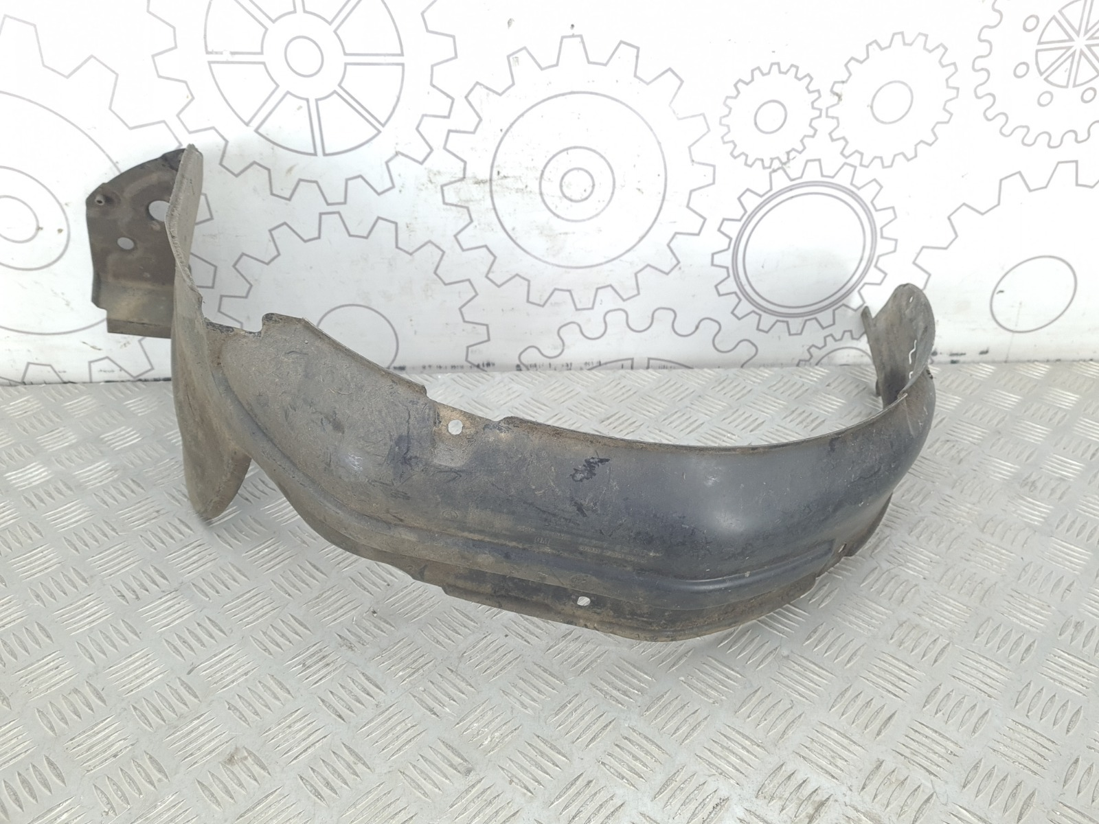 Защита арок передняя правая (подкрылок) Suzuki Wagon R 1.3 I 2002 (б/у)