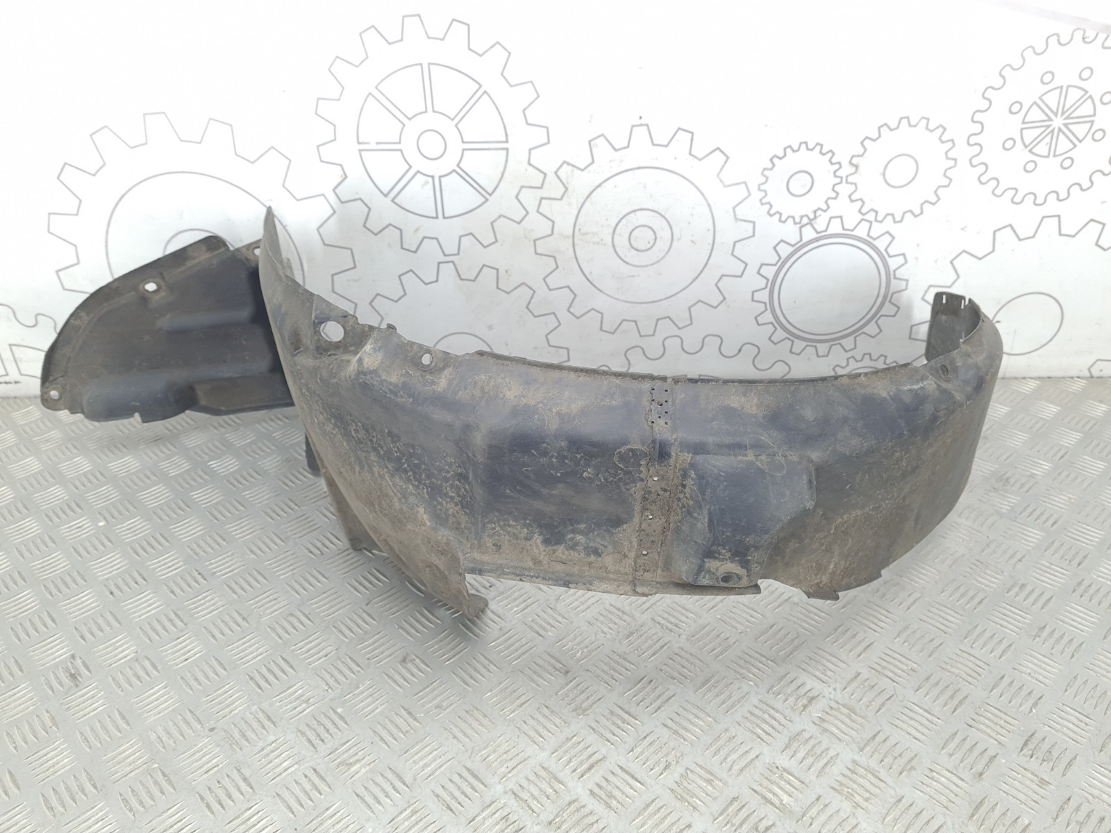 Защита арок передняя правая (подкрылок) Kia Cerato 1 1.6 I 2004 (б/у)
