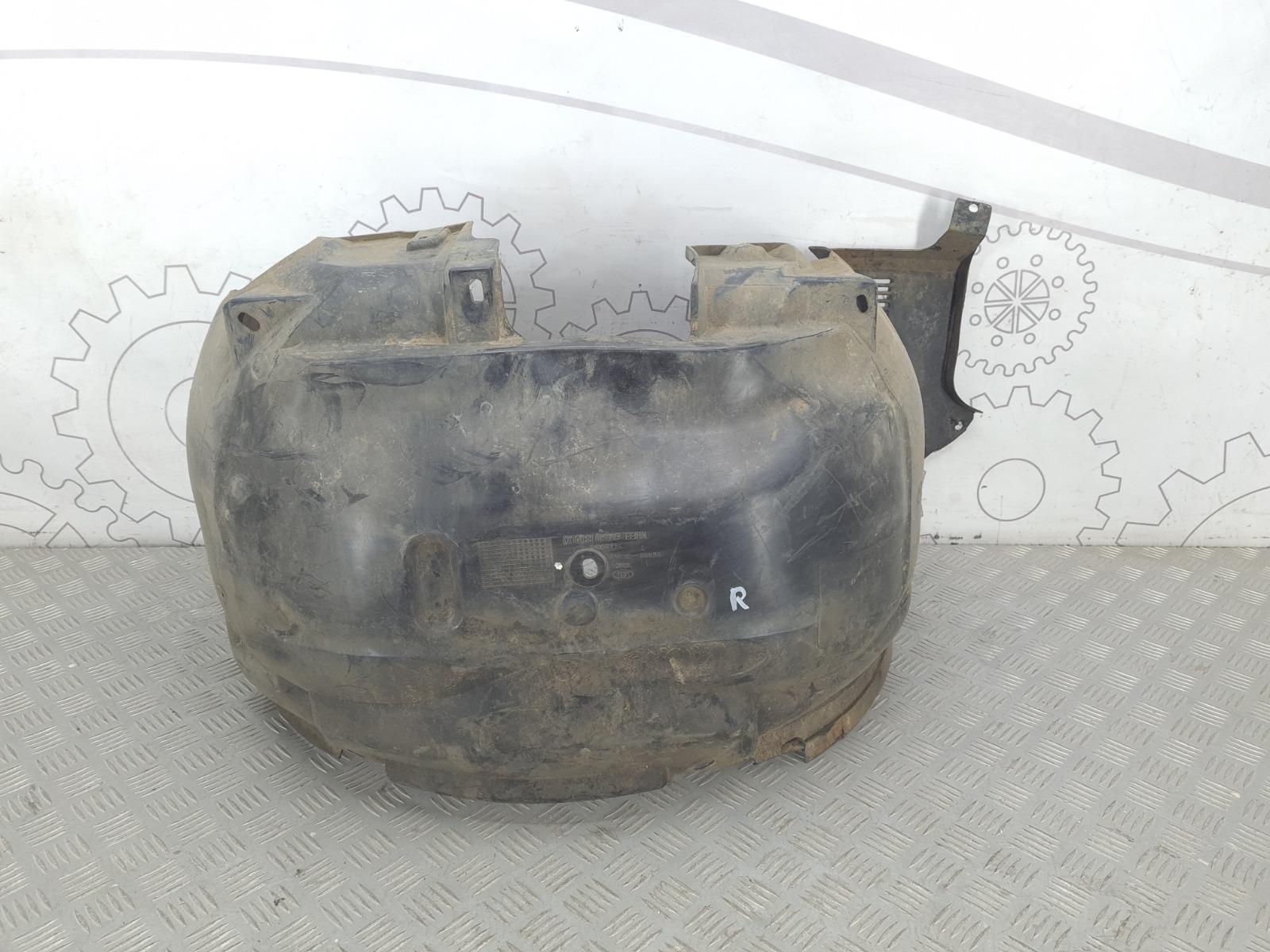 Защита арок передняя правая (подкрылок) Kia Sorento 2.5 CRDI 2004 (б/у)