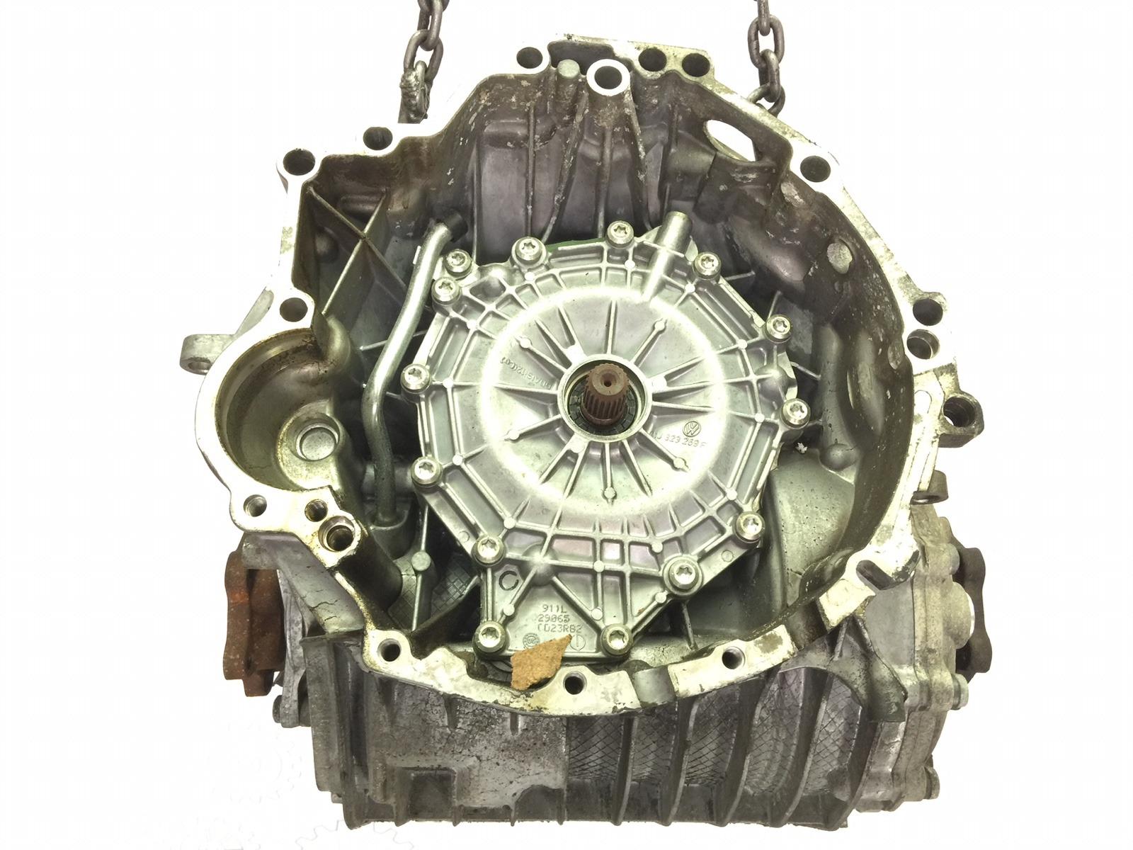 Кпп автоматическая (акпп) Audi A4 B7 1.8 TI 2005 (б/у)