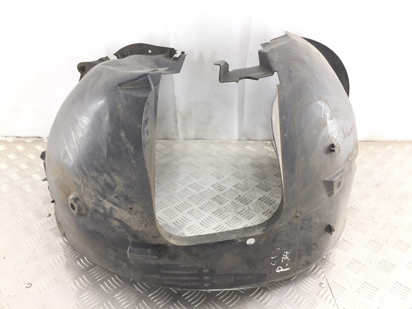 Защита арок передняя левая (подкрылок) Peugeot 308 T7 1.6 I 2008 (б/у)