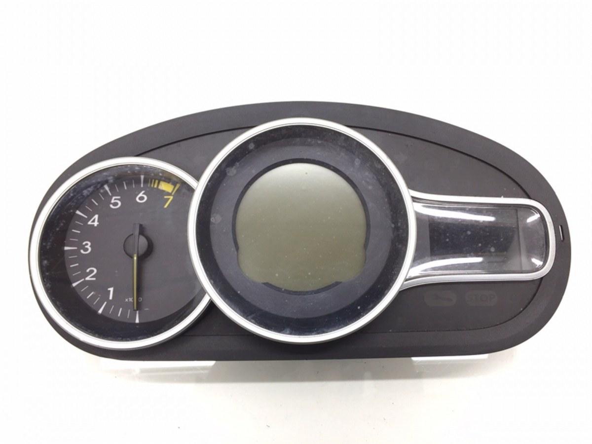 Щиток приборов (приборная панель) Renault Megane 3 1.6 I 2010 (б/у)