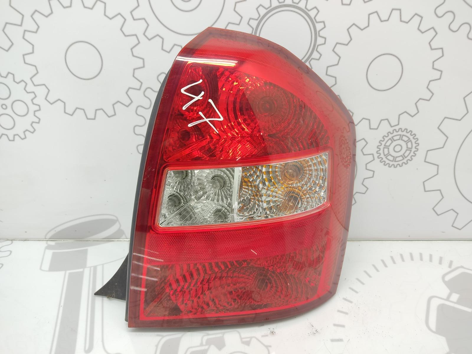 Фонарь задний правый Kia Cerato 1 1.6 I 2004 (б/у)