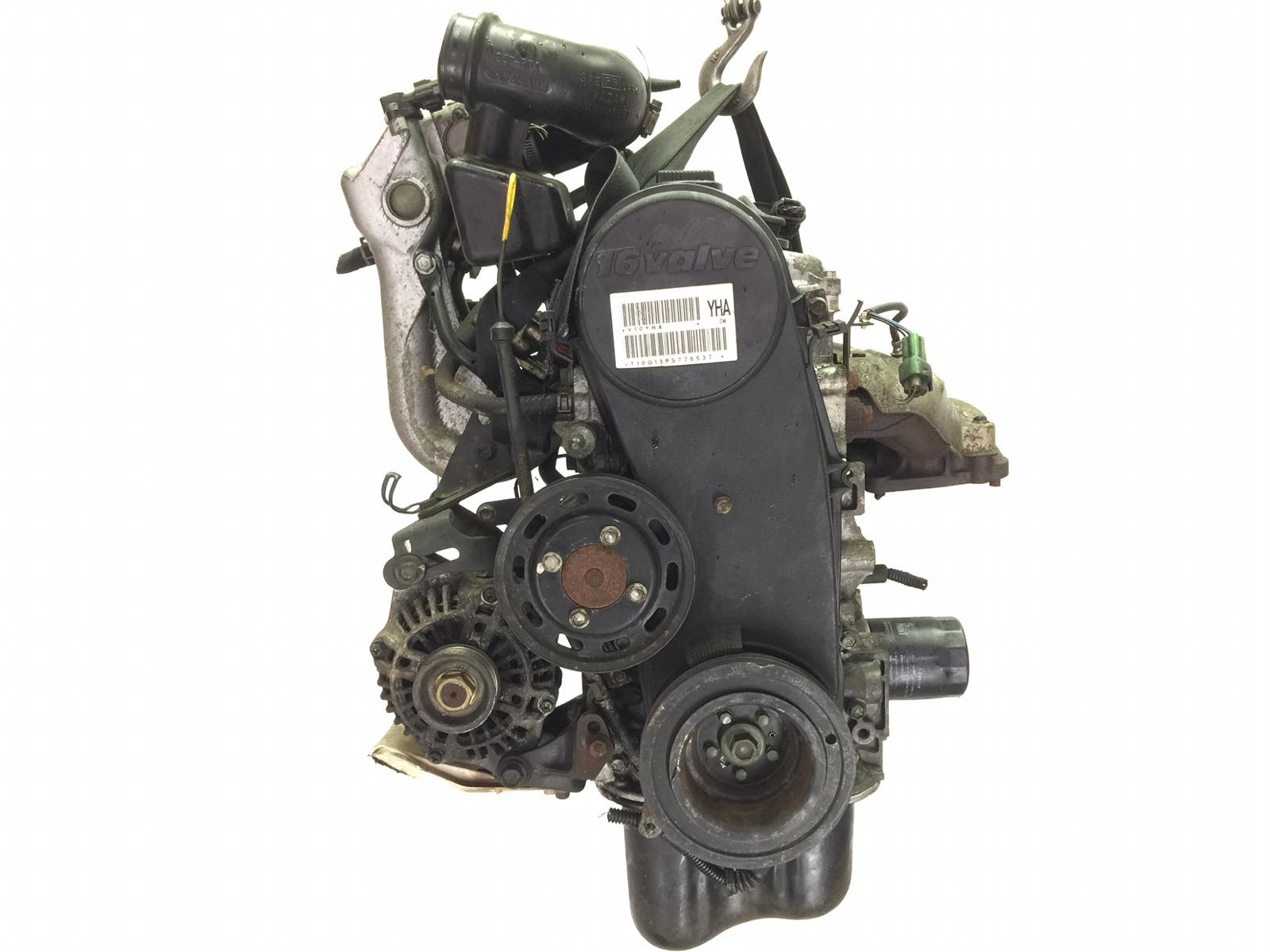 Двигатель Suzuki Wagon R 1.3 I 2002 (б/у)