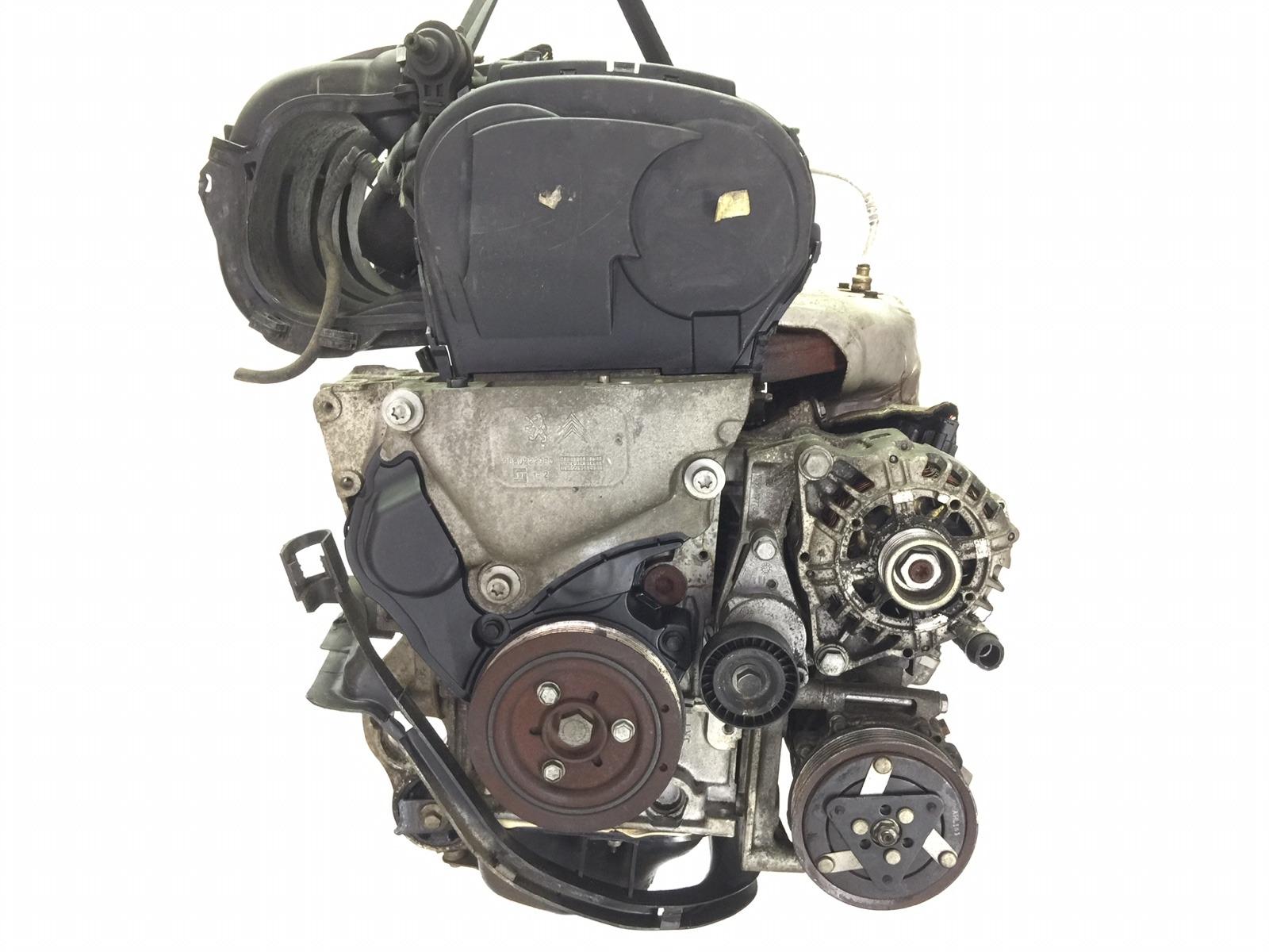 Двигатель Citroen C4 1.4 I 2007 (б/у)