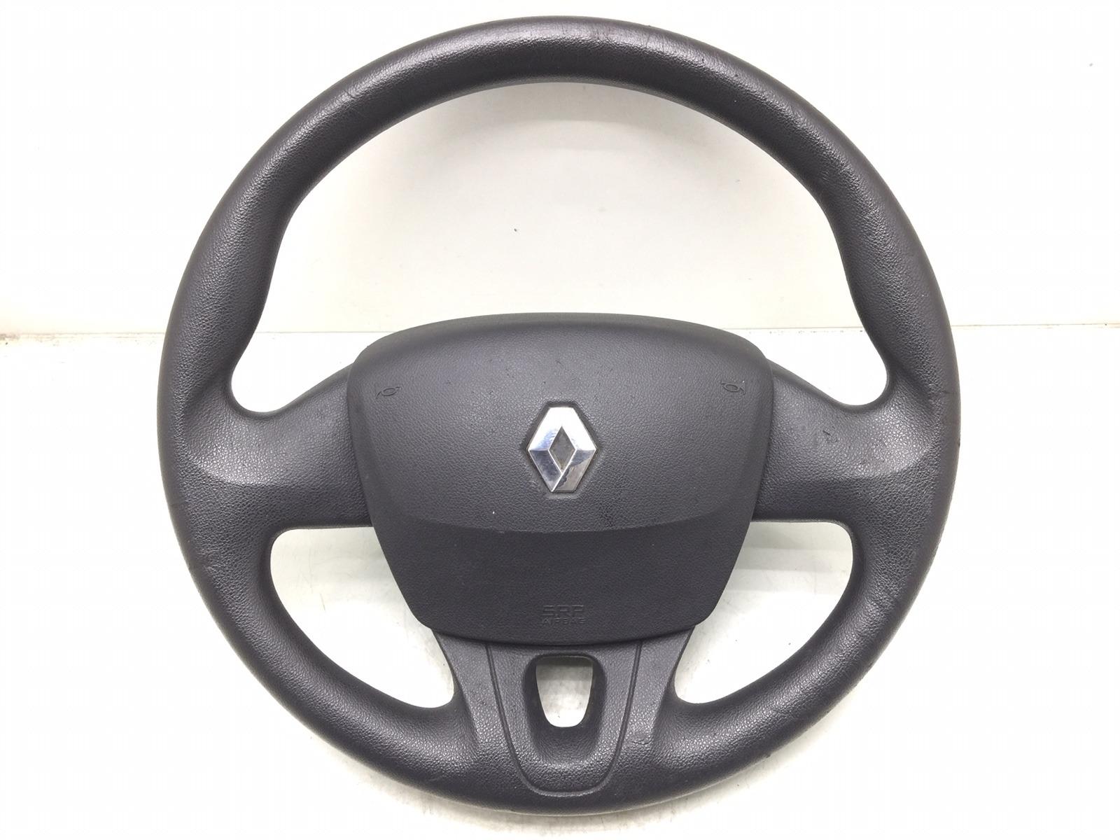Руль Renault Megane 3 1.6 I 2010 (б/у)