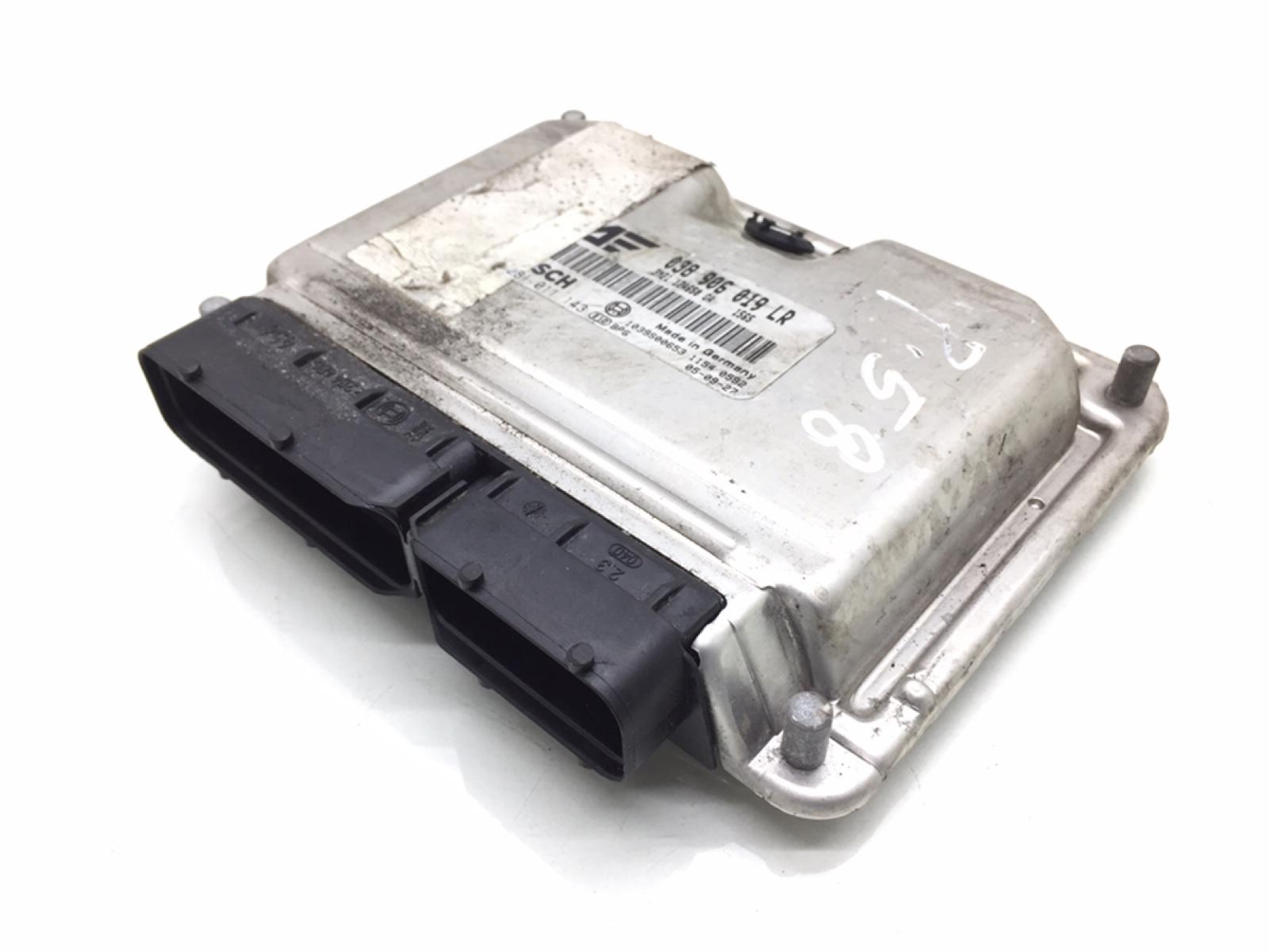 Блок управления двигателем Ford Galaxy 1.9 TDI 2005 (б/у)