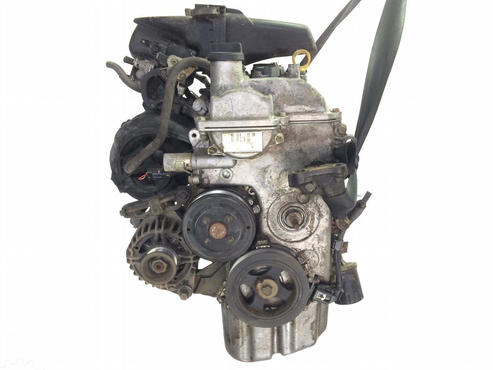 Двигатель Toyota Yaris P1 1.0 I 2003 (б/у)