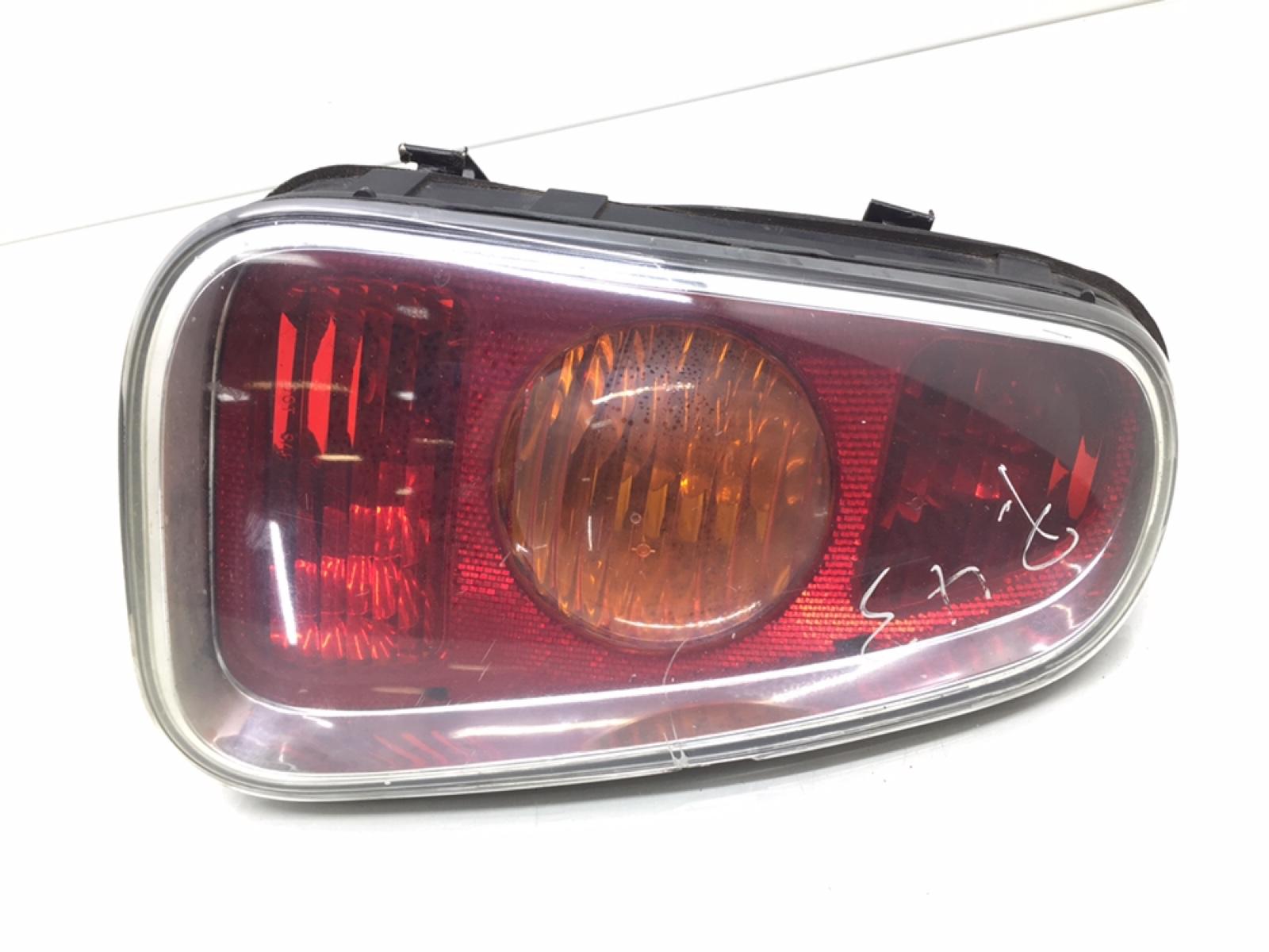 Фонарь задний левый Mini Cooper R50 1.6 I 2002 (б/у)