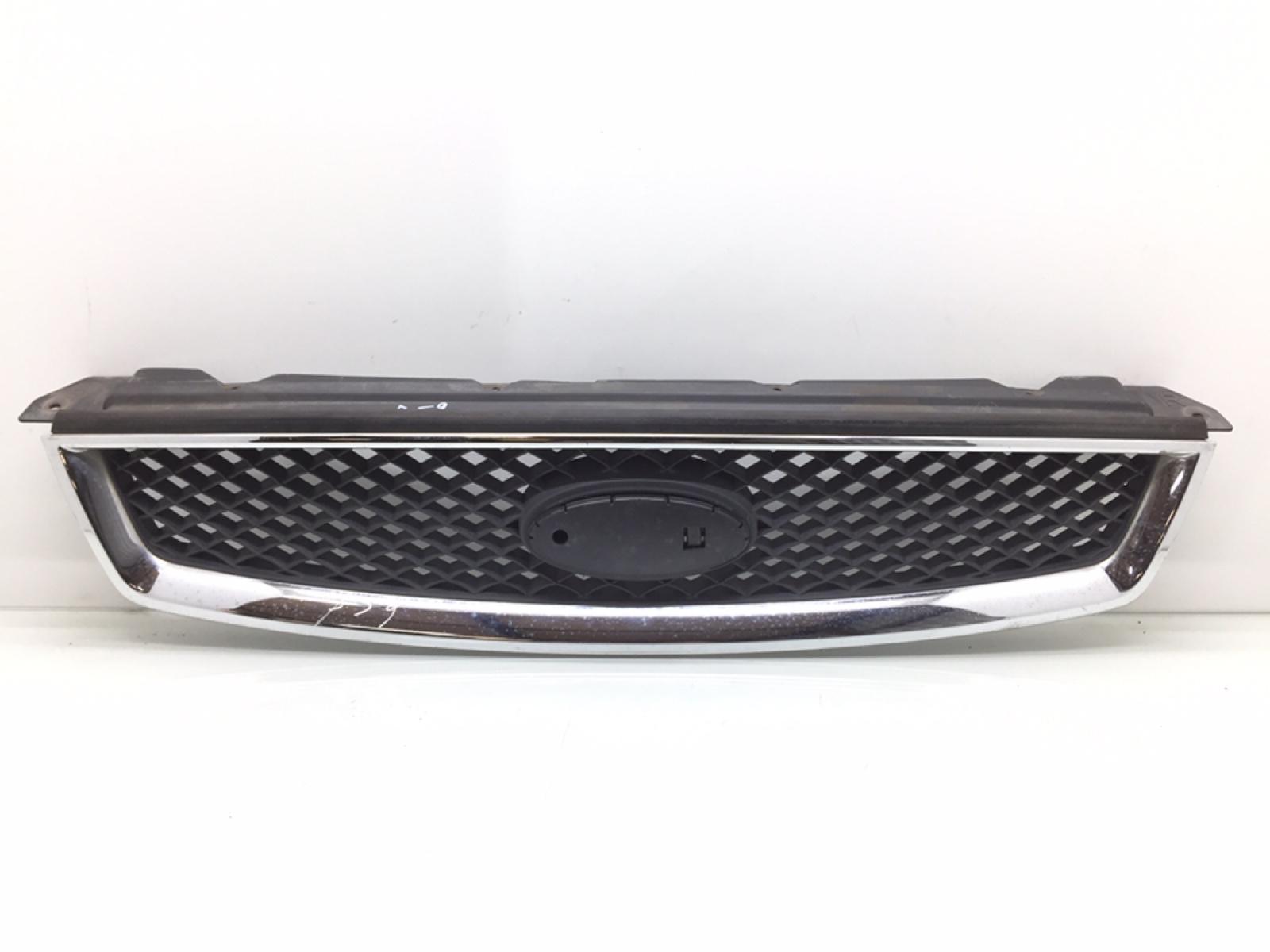 Решетка радиатора Ford Focus 1.6 I 2006 (б/у)