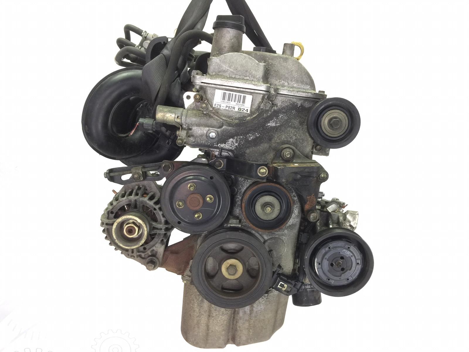 Двигатель Toyota Yaris P1 1.3 I 2002 (б/у)