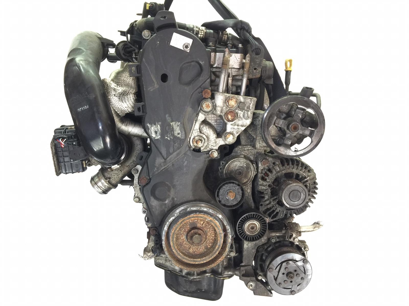 Двигатель Peugeot 4007 2.2 HDI 2008 (б/у)