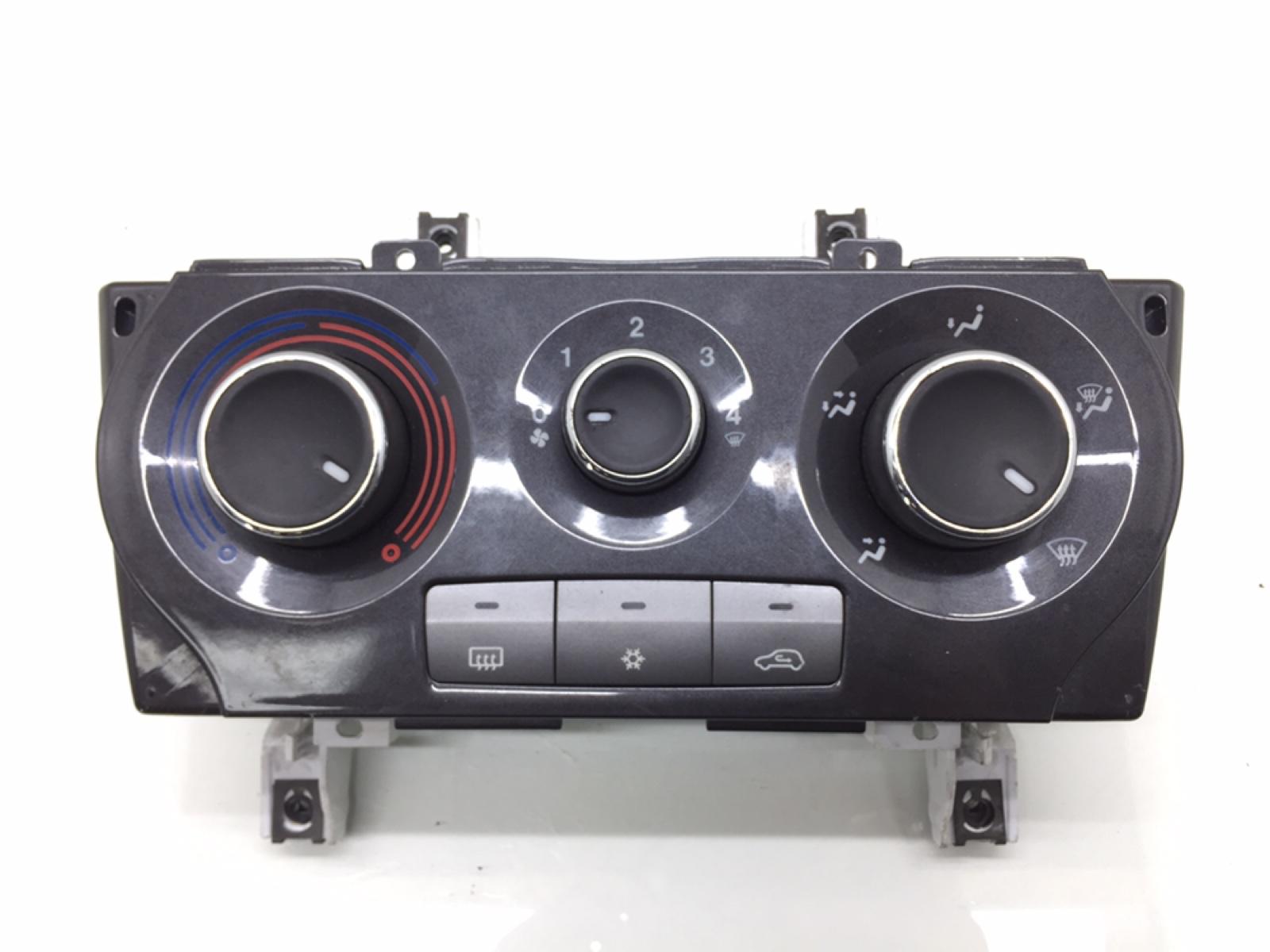 Блок управления печки/климат-контроля Fiat Bravo 1.4 I 2008 (б/у)
