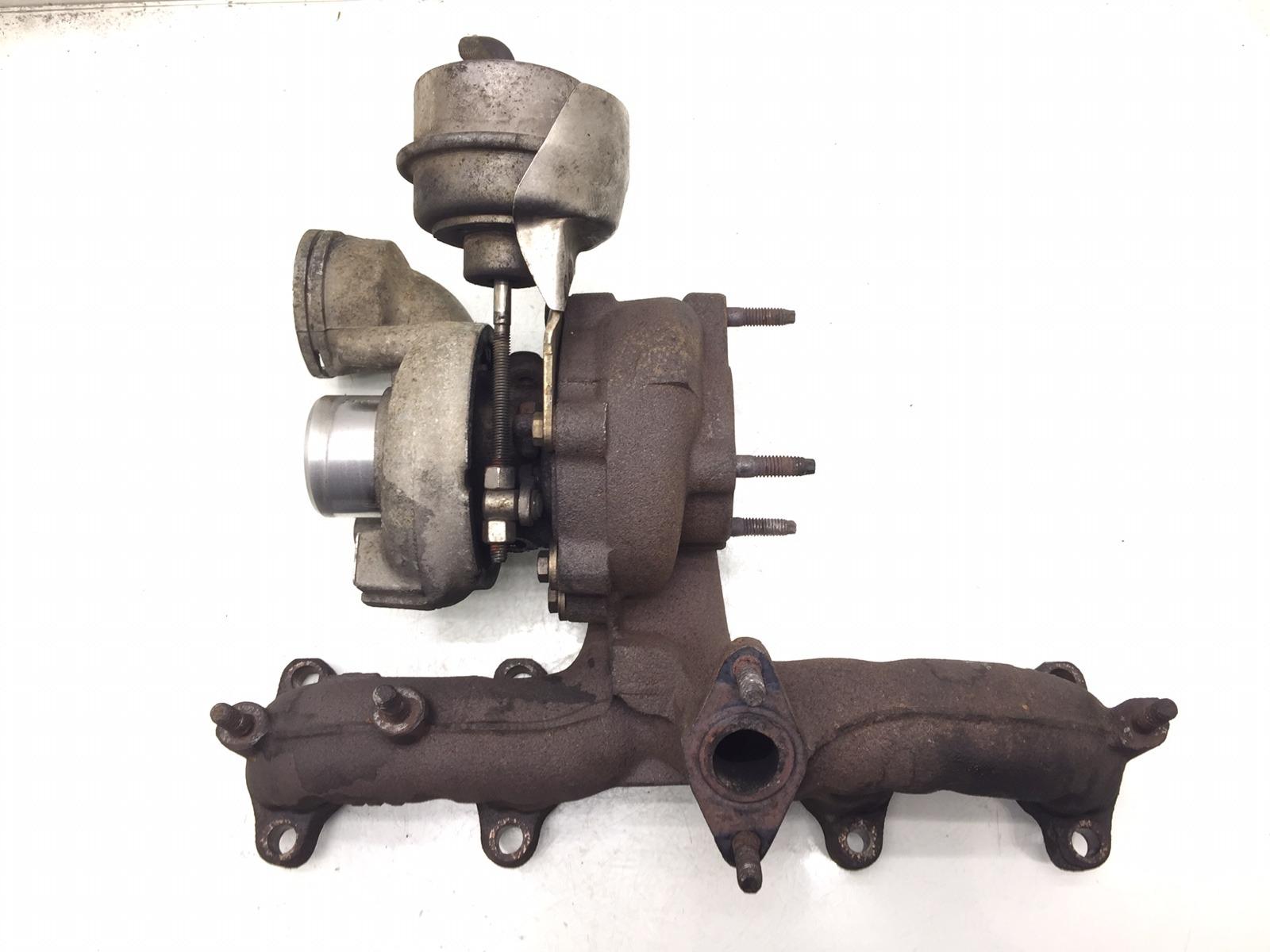 Турбина Seat Alhambra 2.0 TDI 2007 (б/у)
