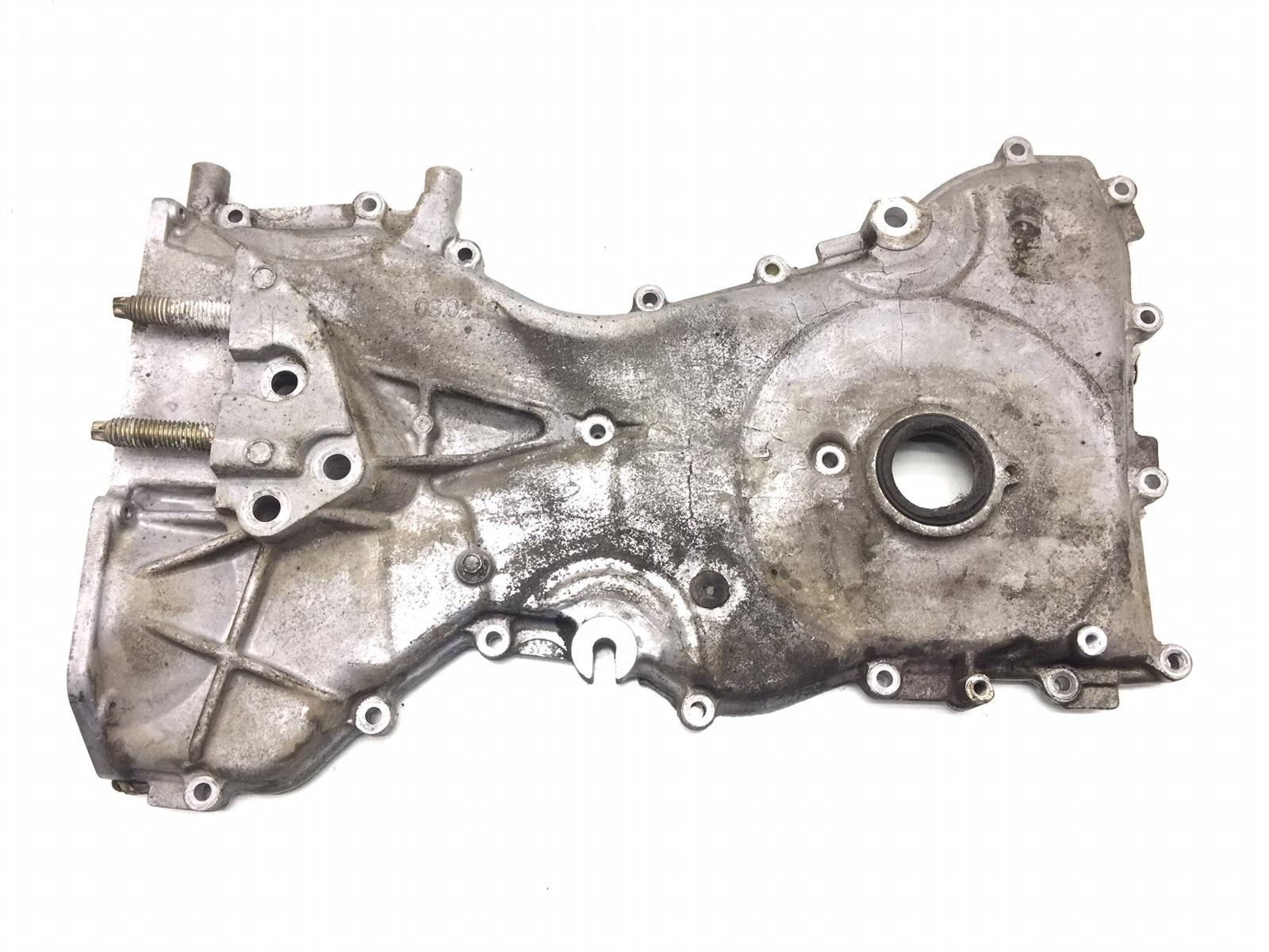 Крышка двигателя передняя Mazda 6 1.8 I 2005 (б/у)