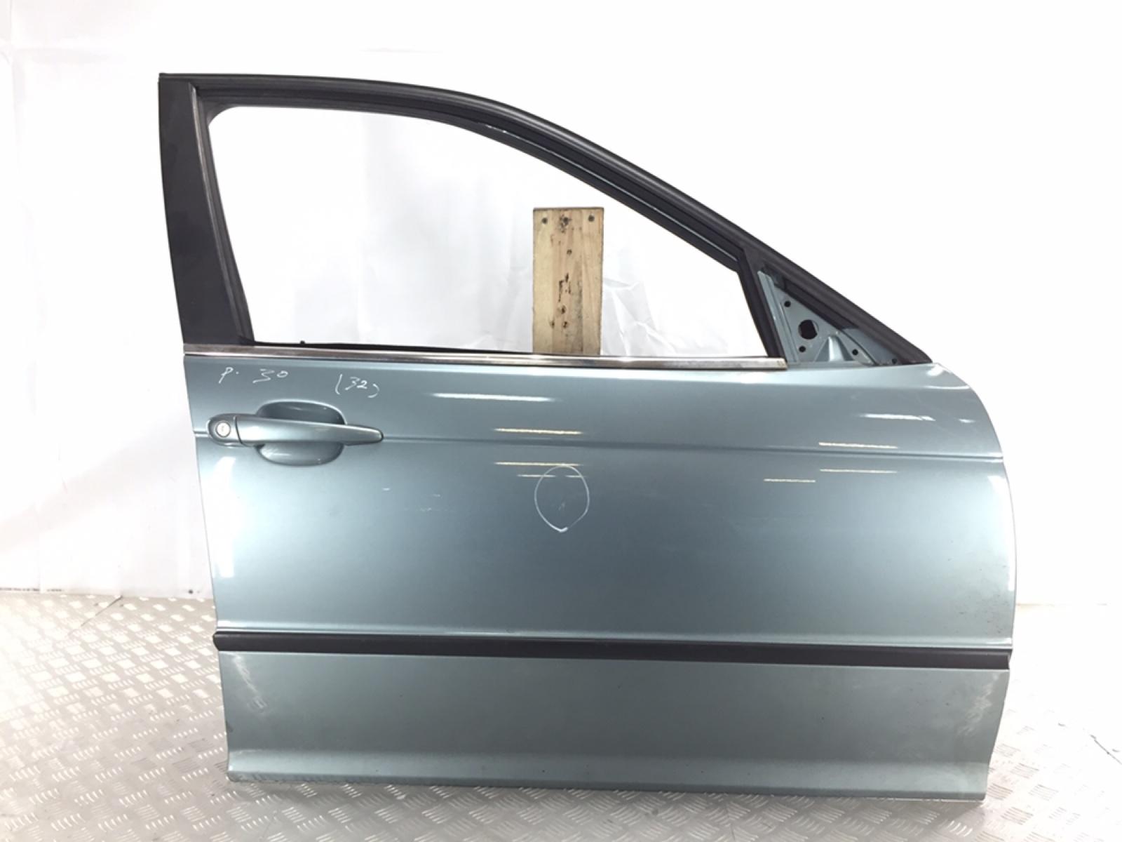 Дверь передняя правая Bmw 3 E46 2.2 I 2002 (б/у)