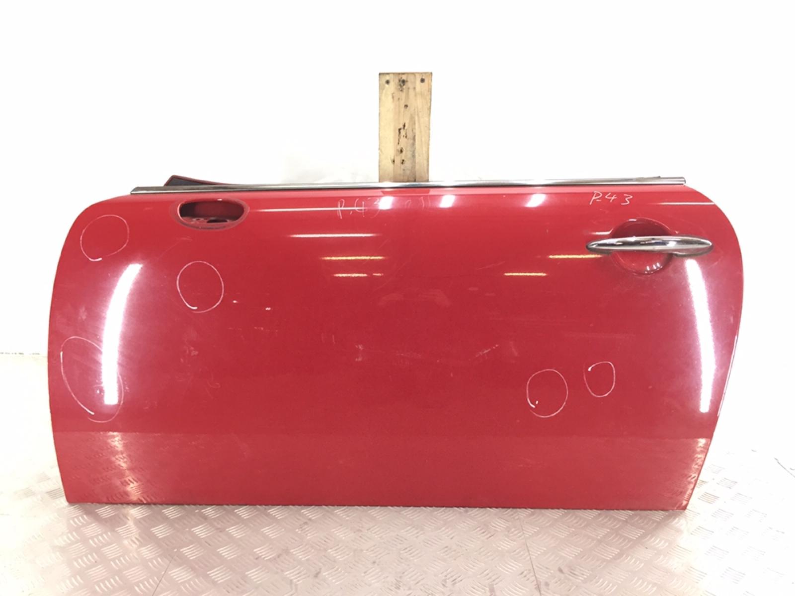 Дверь передняя левая Mini Cooper R50 1.6 I 2002 (б/у)