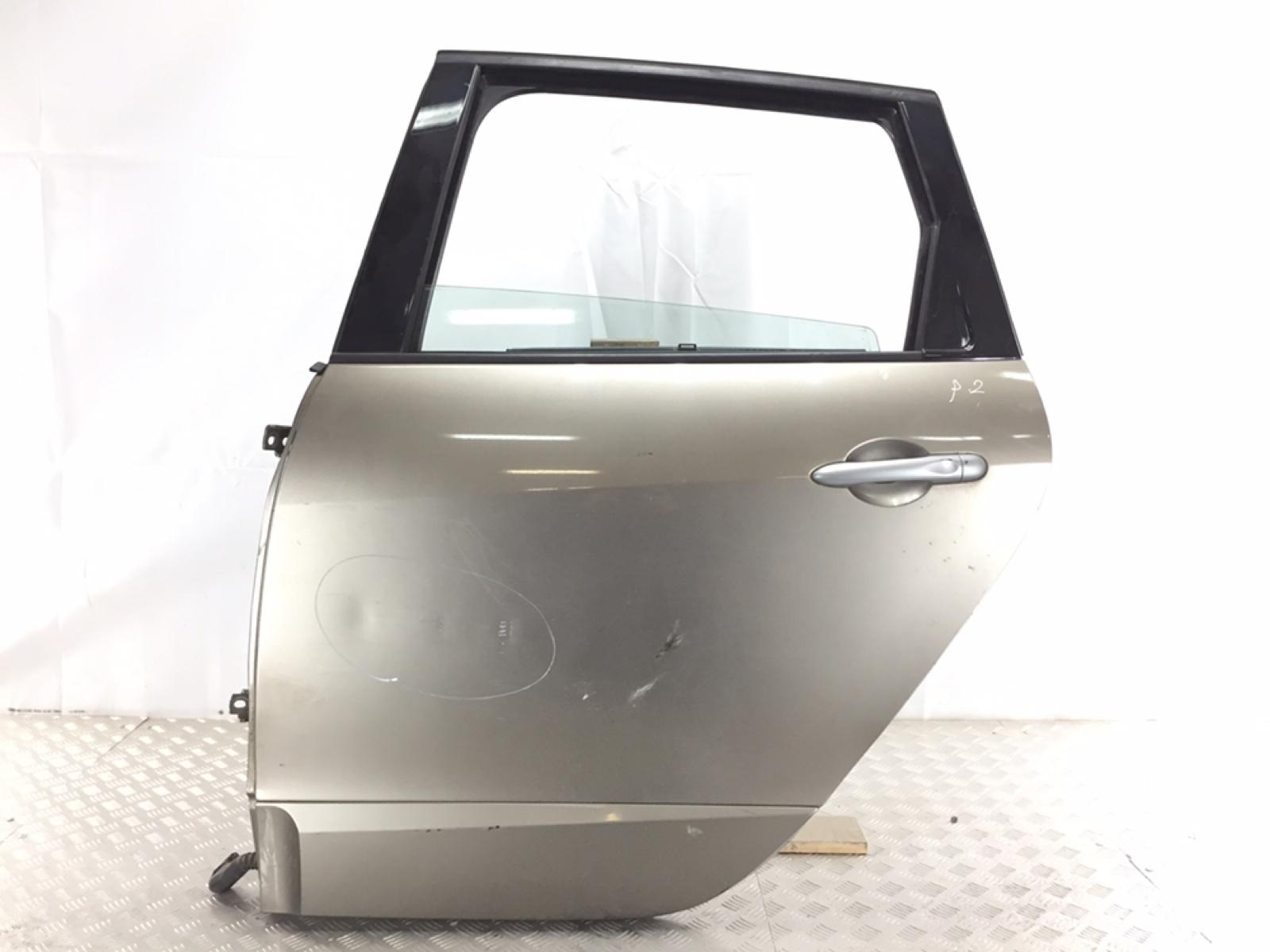 Дверь задняя левая Renault Grand Scenic 1.5 DCI 2009 (б/у)