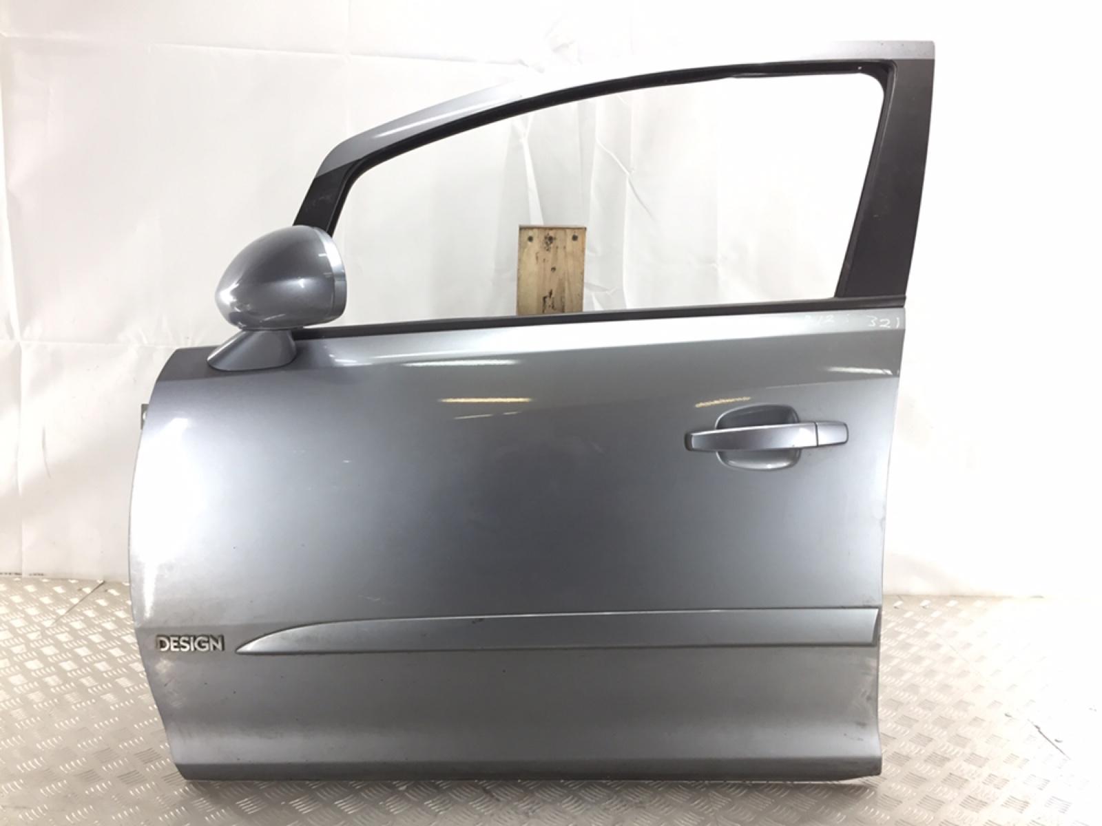 Дверь передняя левая Opel Corsa D 1.3 CDTI 2007 (б/у)