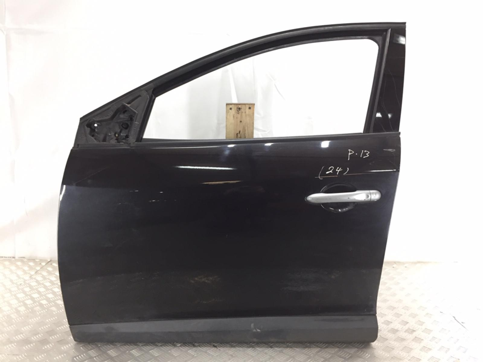 Дверь передняя левая Renault Megane 1.6 I 2009 (б/у)