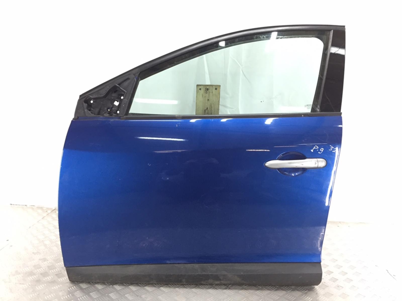 Дверь передняя левая Renault Megane 1.5 DCI 2011 (б/у)