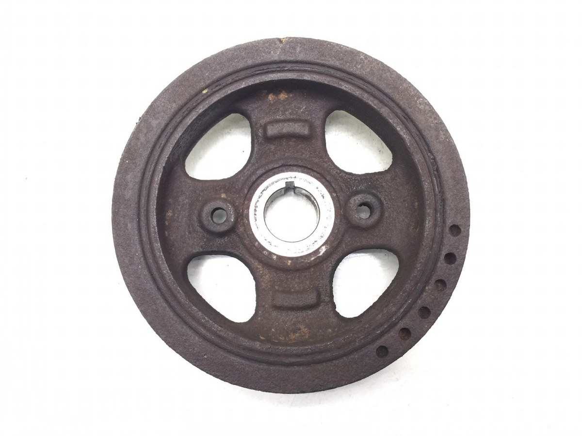 Шкив коленвала Toyota Yaris P1 1.0 I 2000 (б/у)