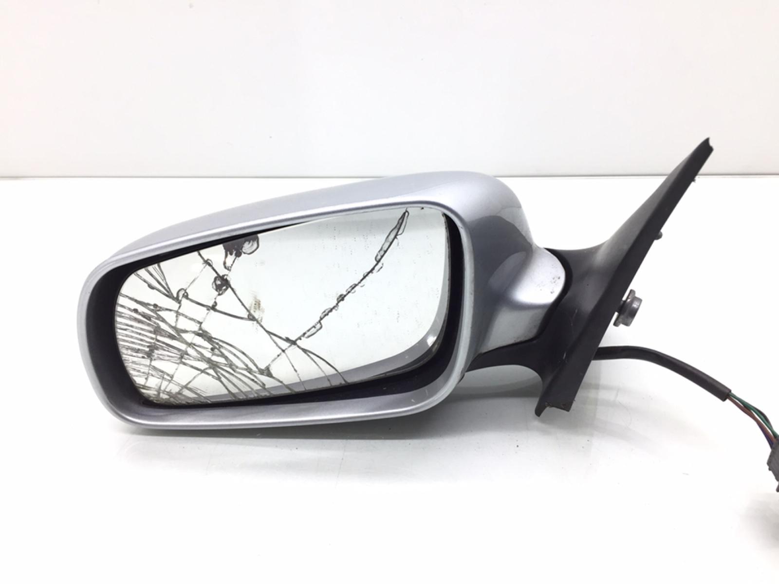 Зеркало наружное левое Skoda Fabia 1.9 TDI 2007 (б/у)