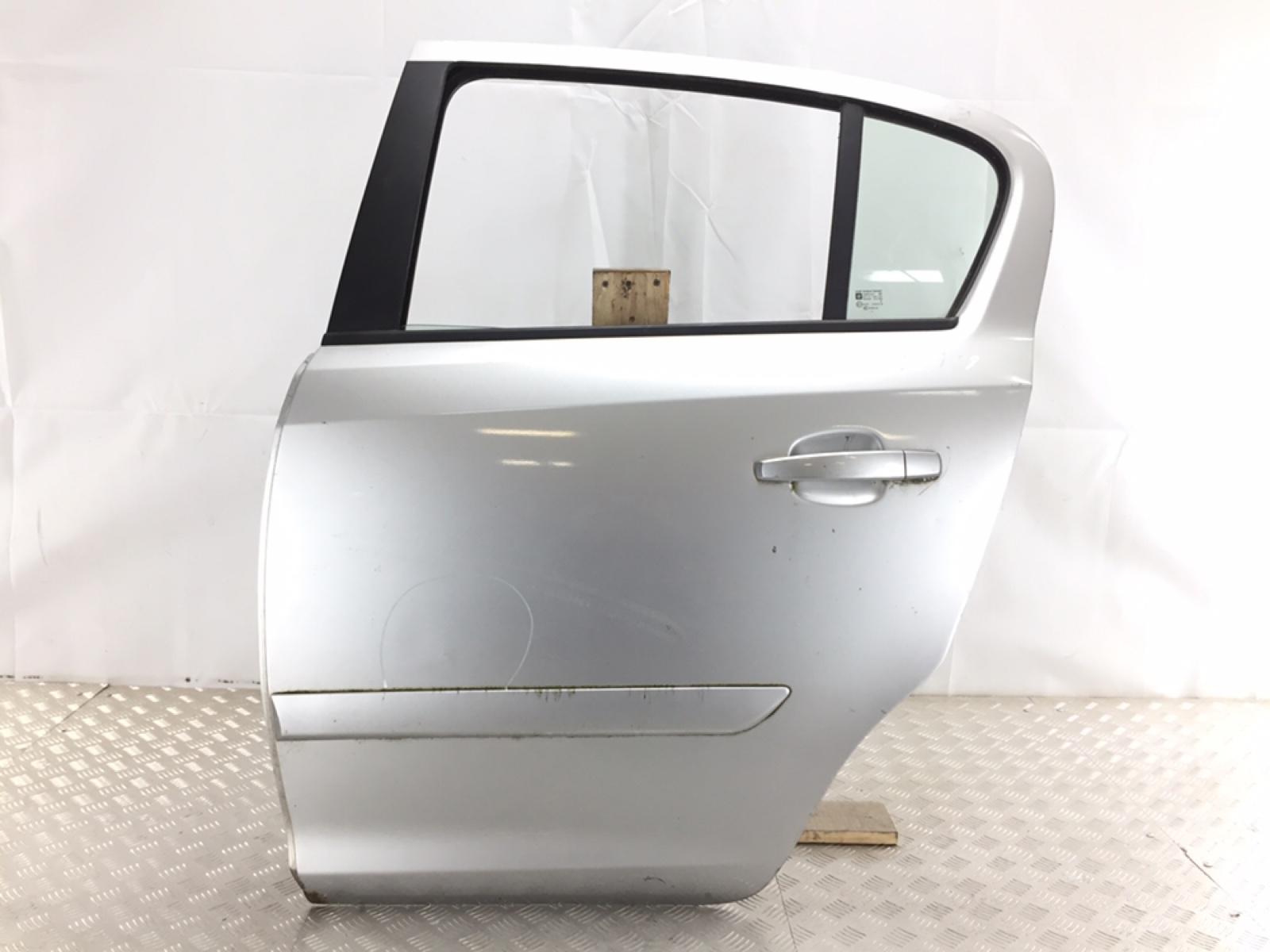 Дверь задняя левая Opel Corsa D 1.4 I 2007 (б/у)