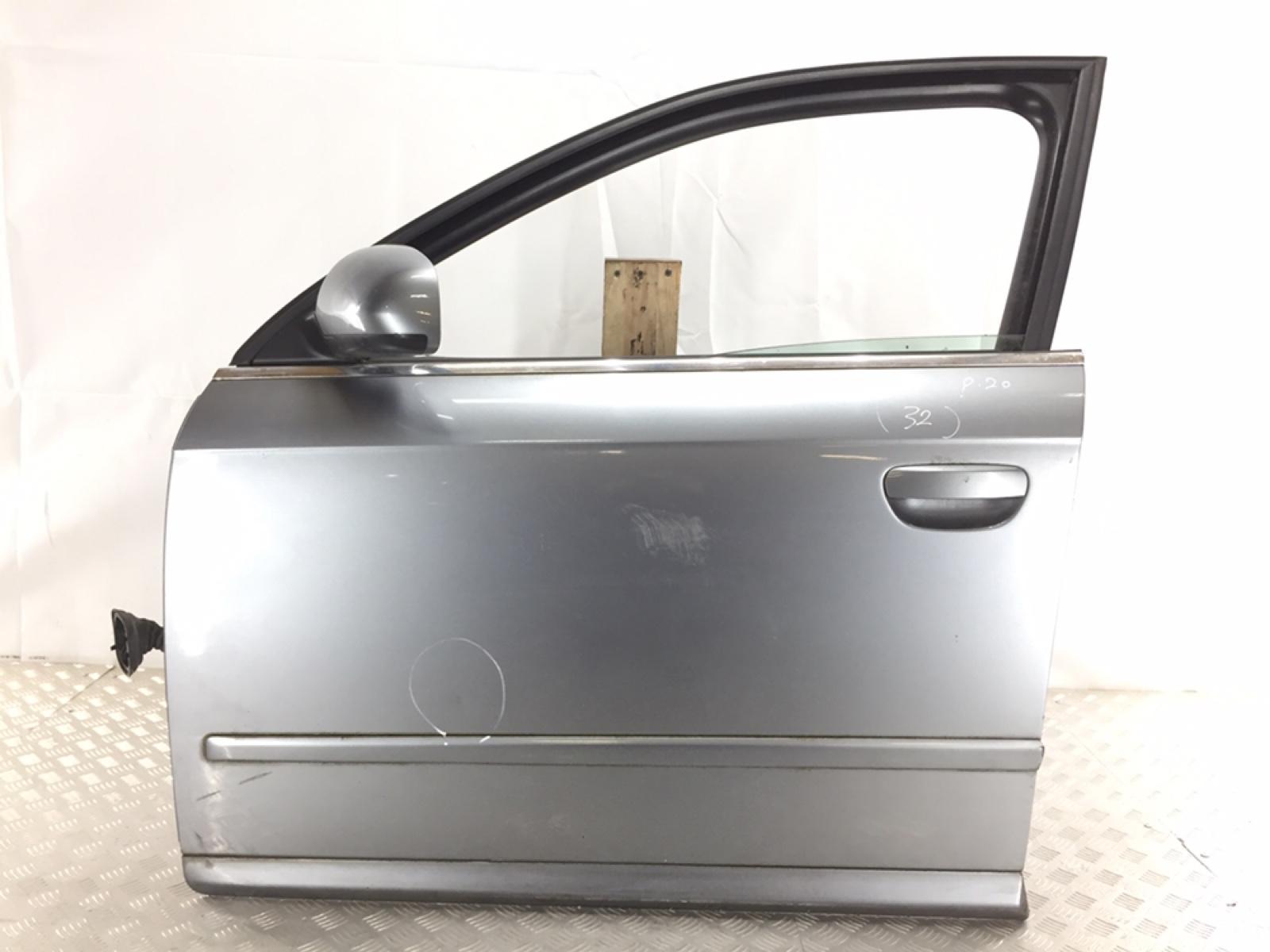 Дверь передняя левая Audi A4 B7 1.8 TI 2005 (б/у)