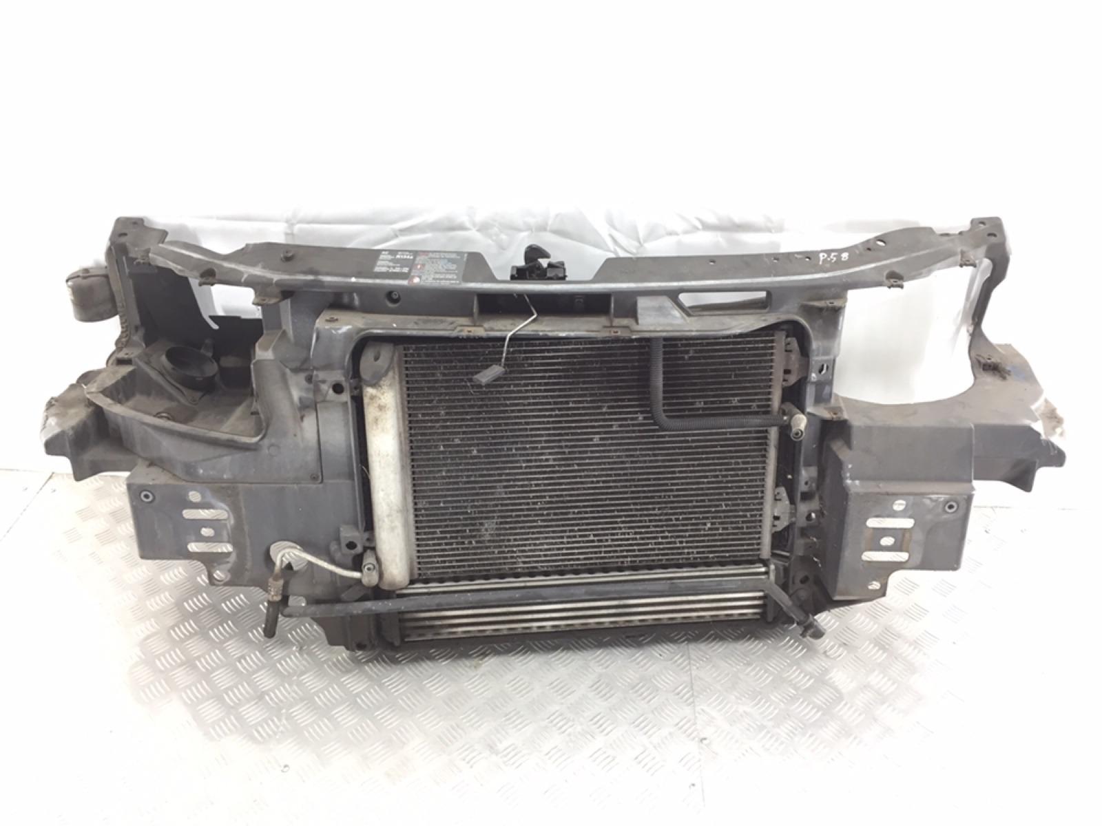 Панель передняя (телевизор) Ford Galaxy 1.9 TDI 2005 (б/у)