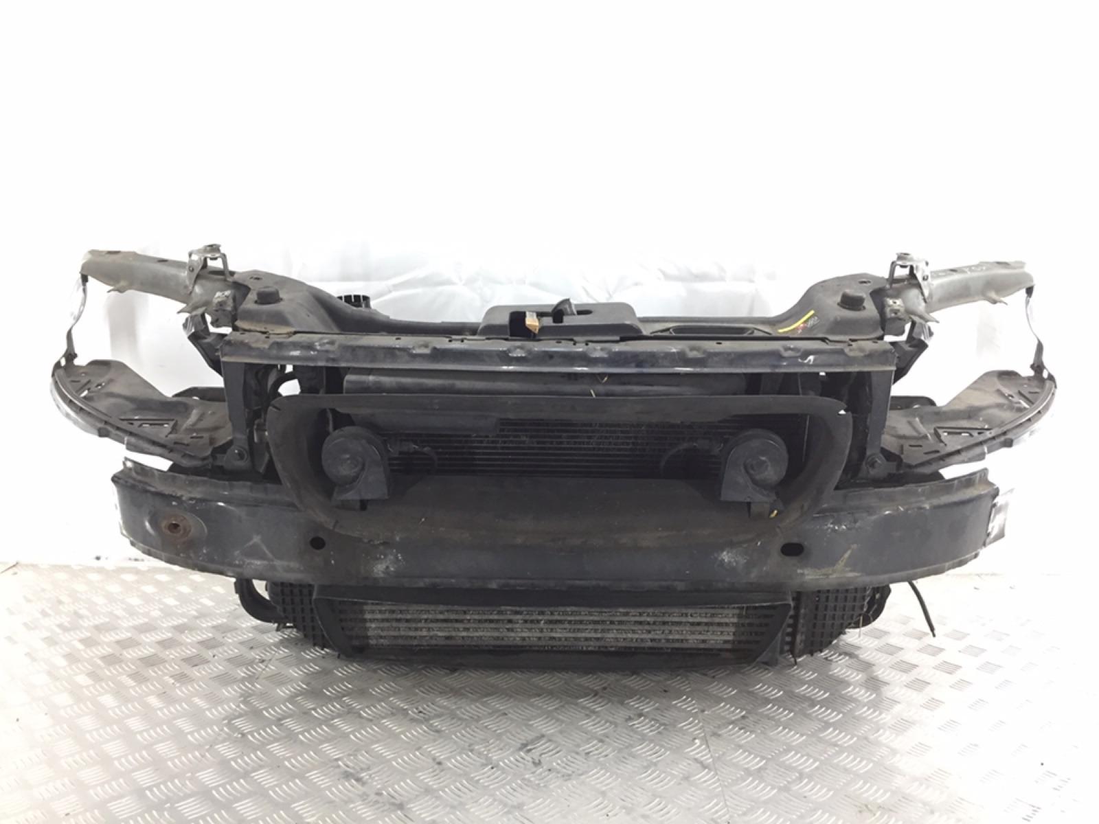 Панель передняя (телевизор) Volvo V50 1.6 D 2010 (б/у)